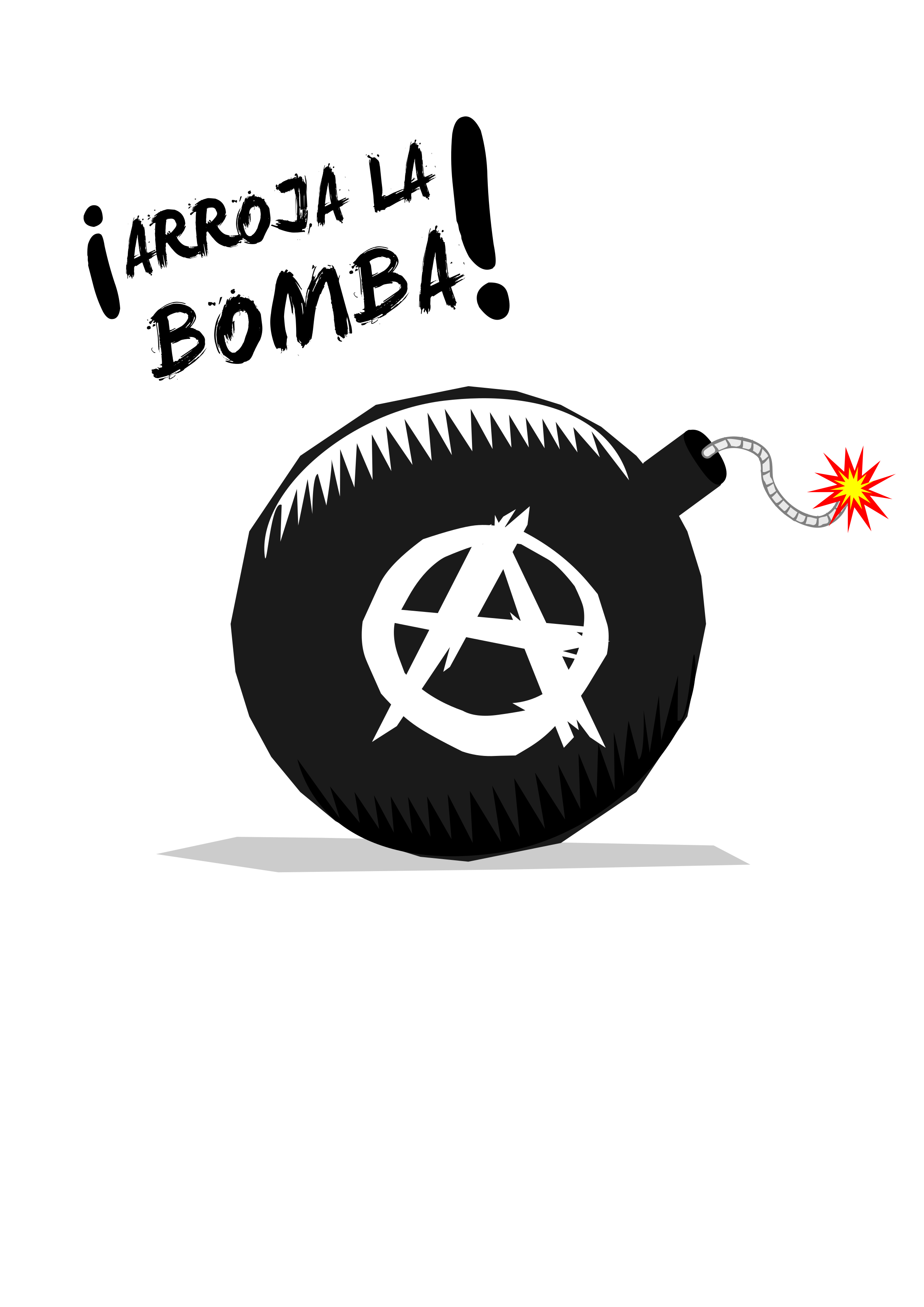 Anarchist Bomb (v2) by argumento