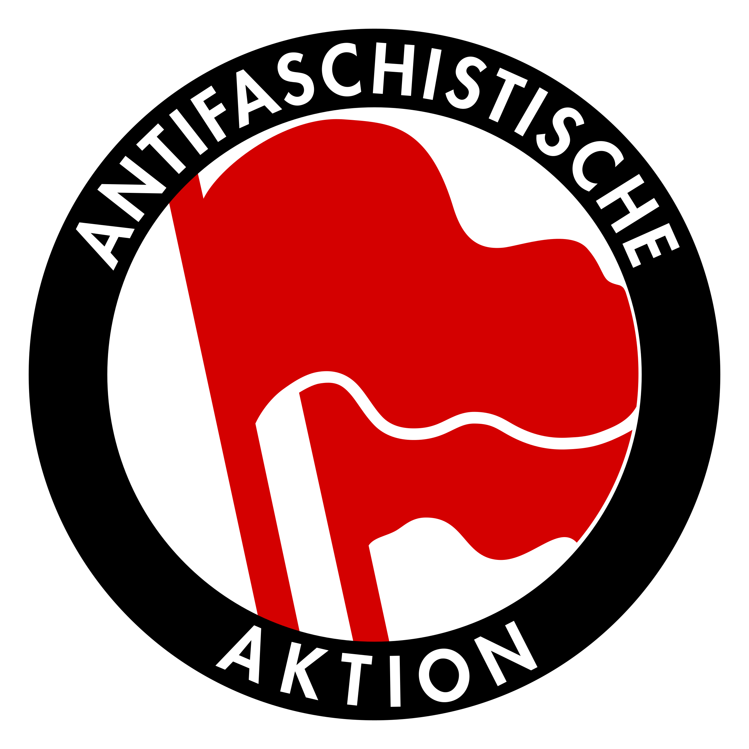 Antifascist Action Old & New by worker