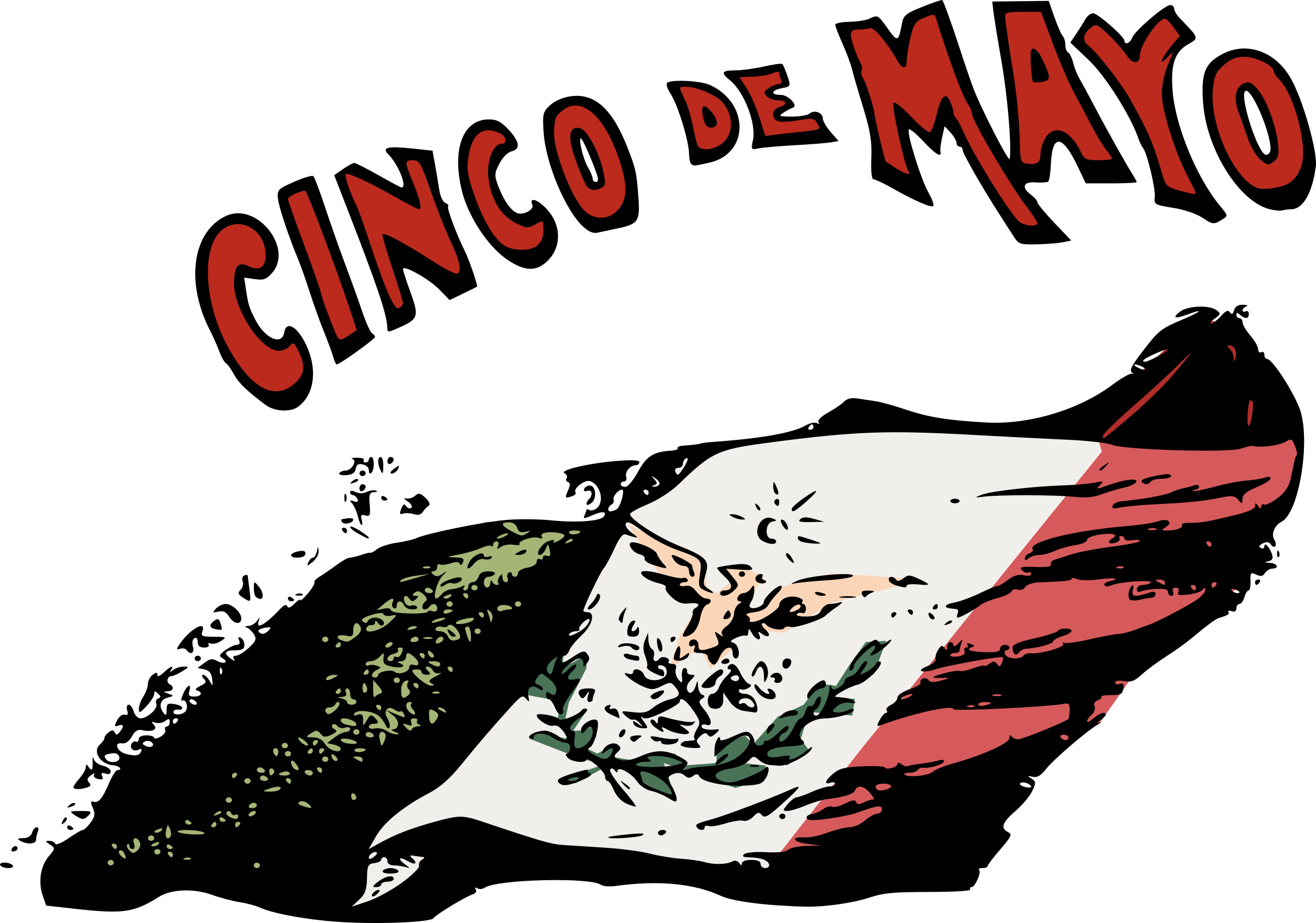 Retro Cinco de Mayo by j4p4n