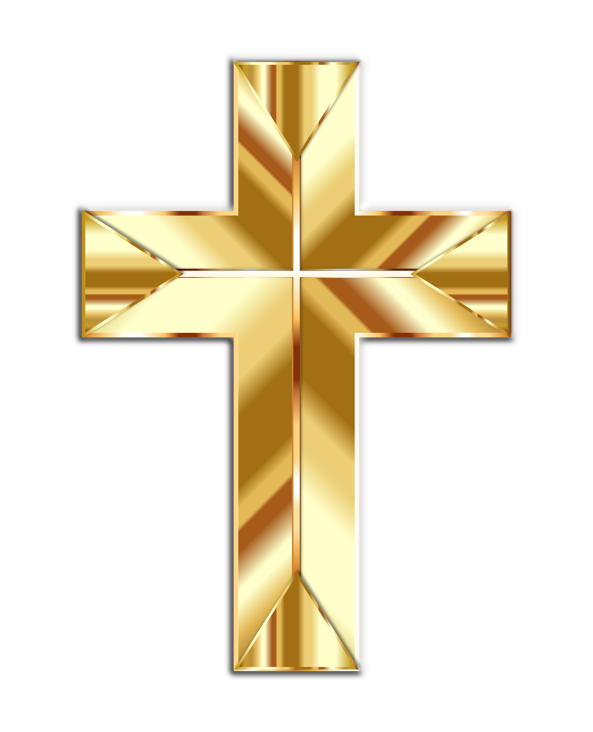 Golden Cross by GDJ