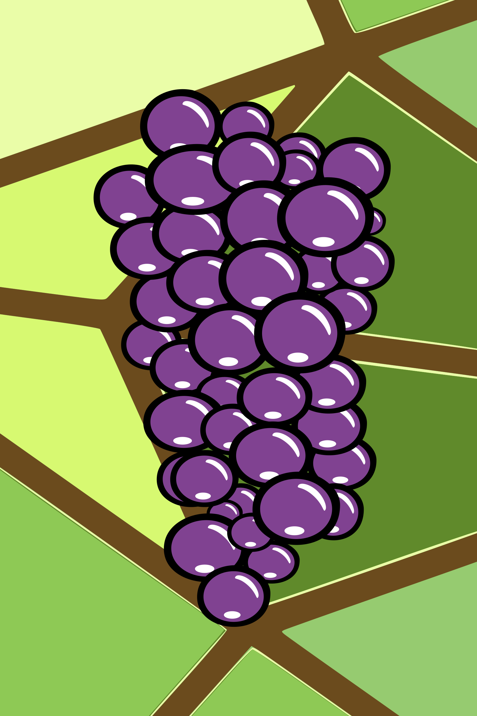 Grape by yamachem