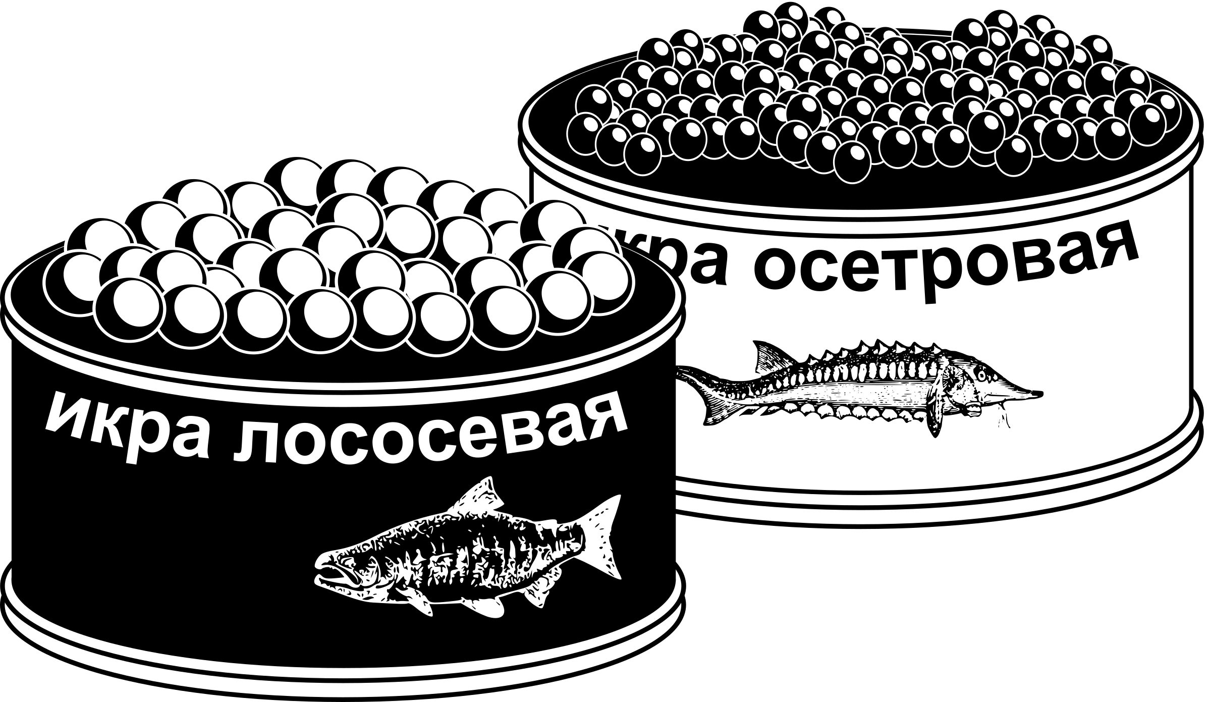 Russian Caviar by Shinnoske