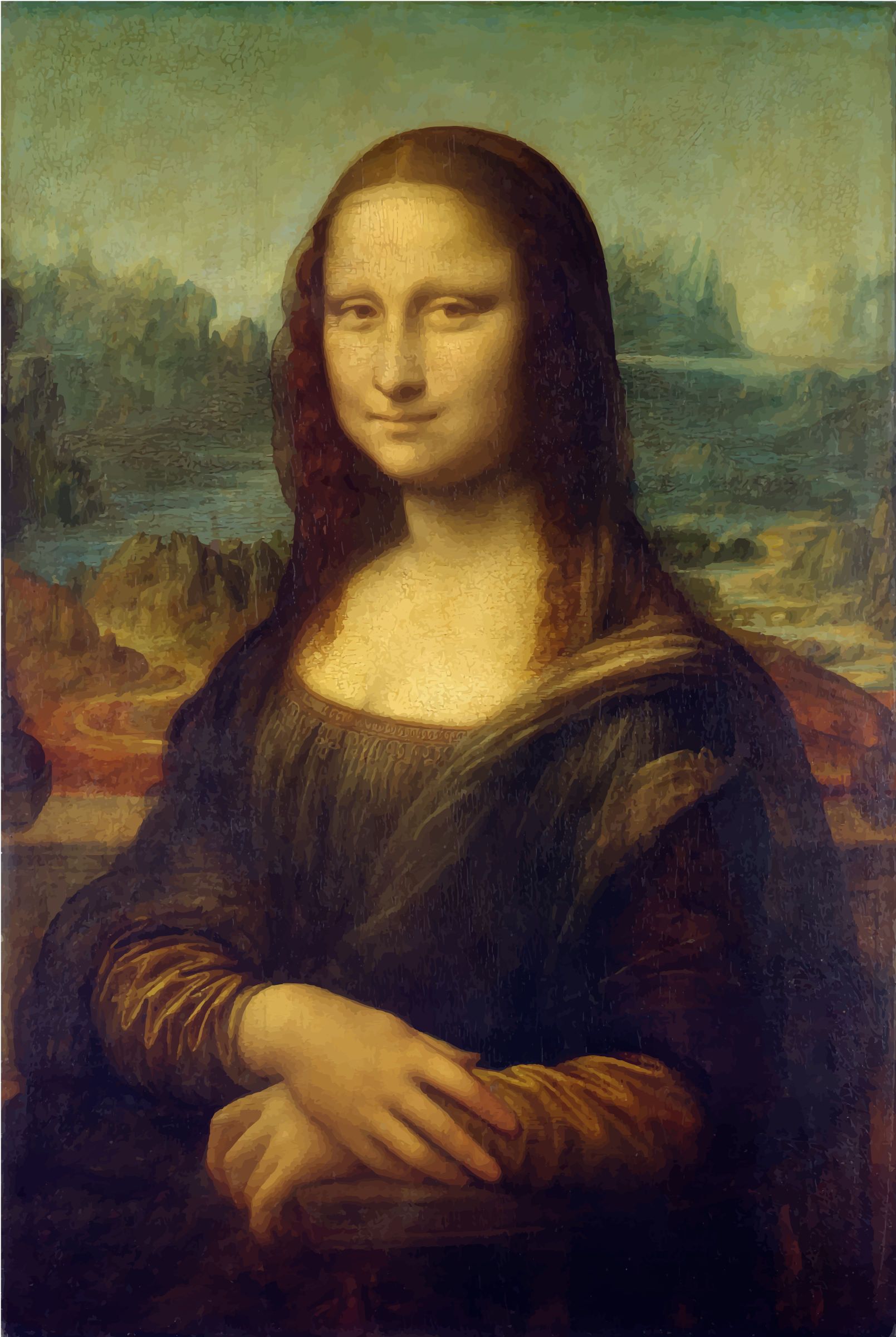 Mona Lisa by GDJ