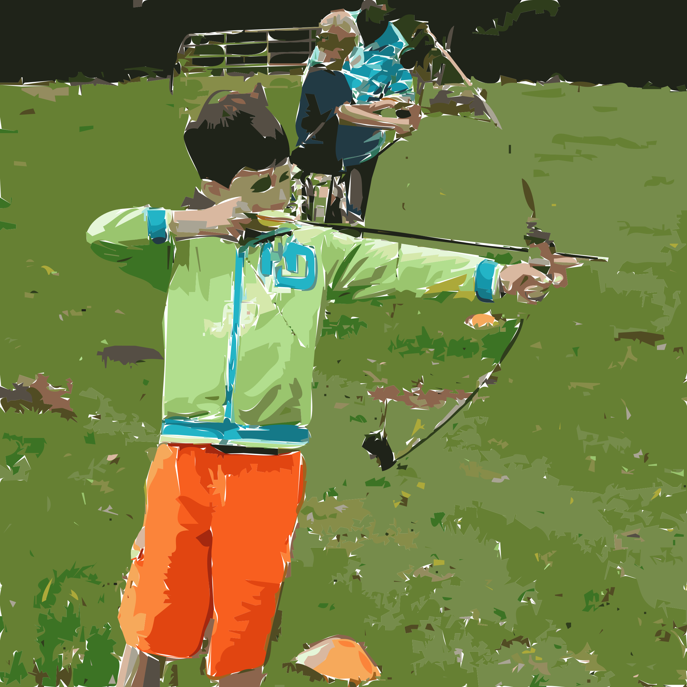 Archery please vectorize thanks by donnette64