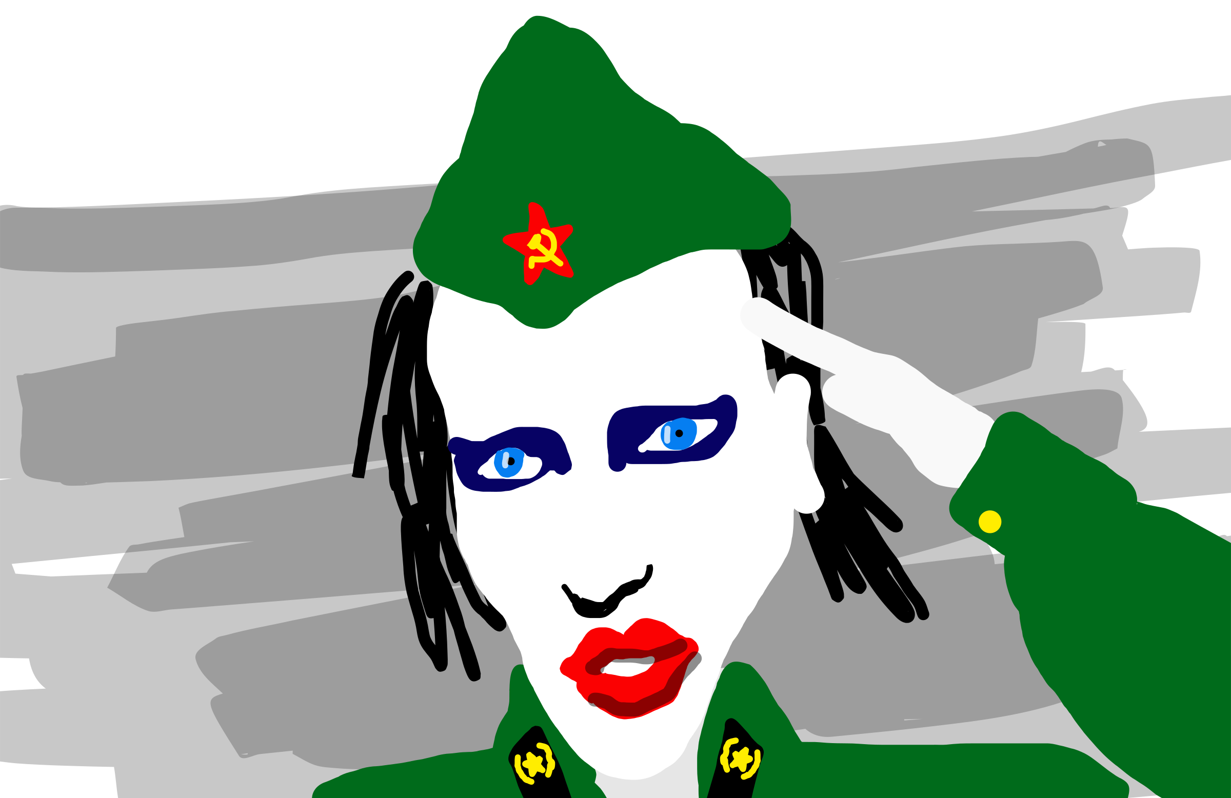 Marilyn Manson by rones