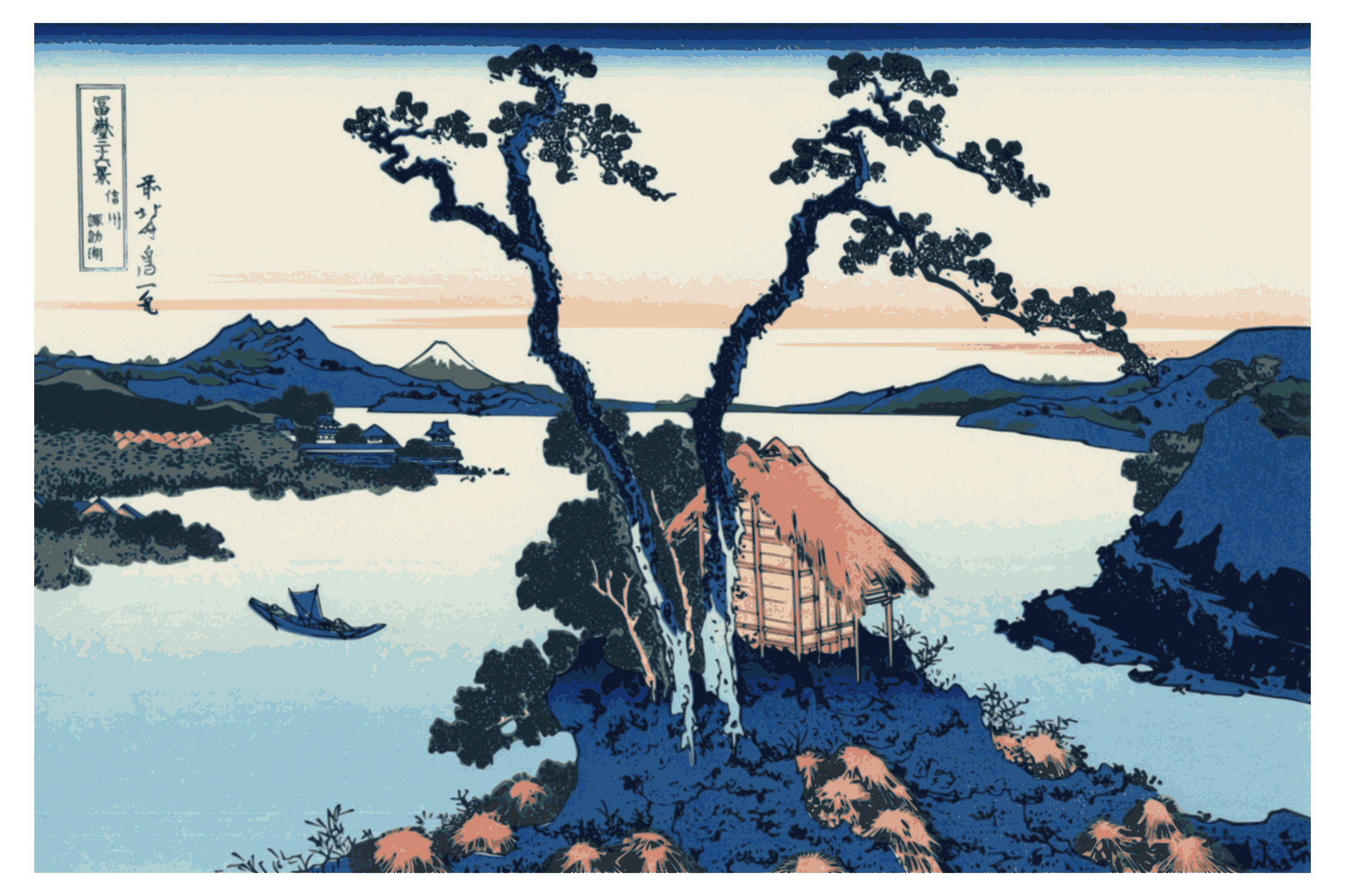 Hokusai-Mount Fuji-36-Views-44 by yamachem2