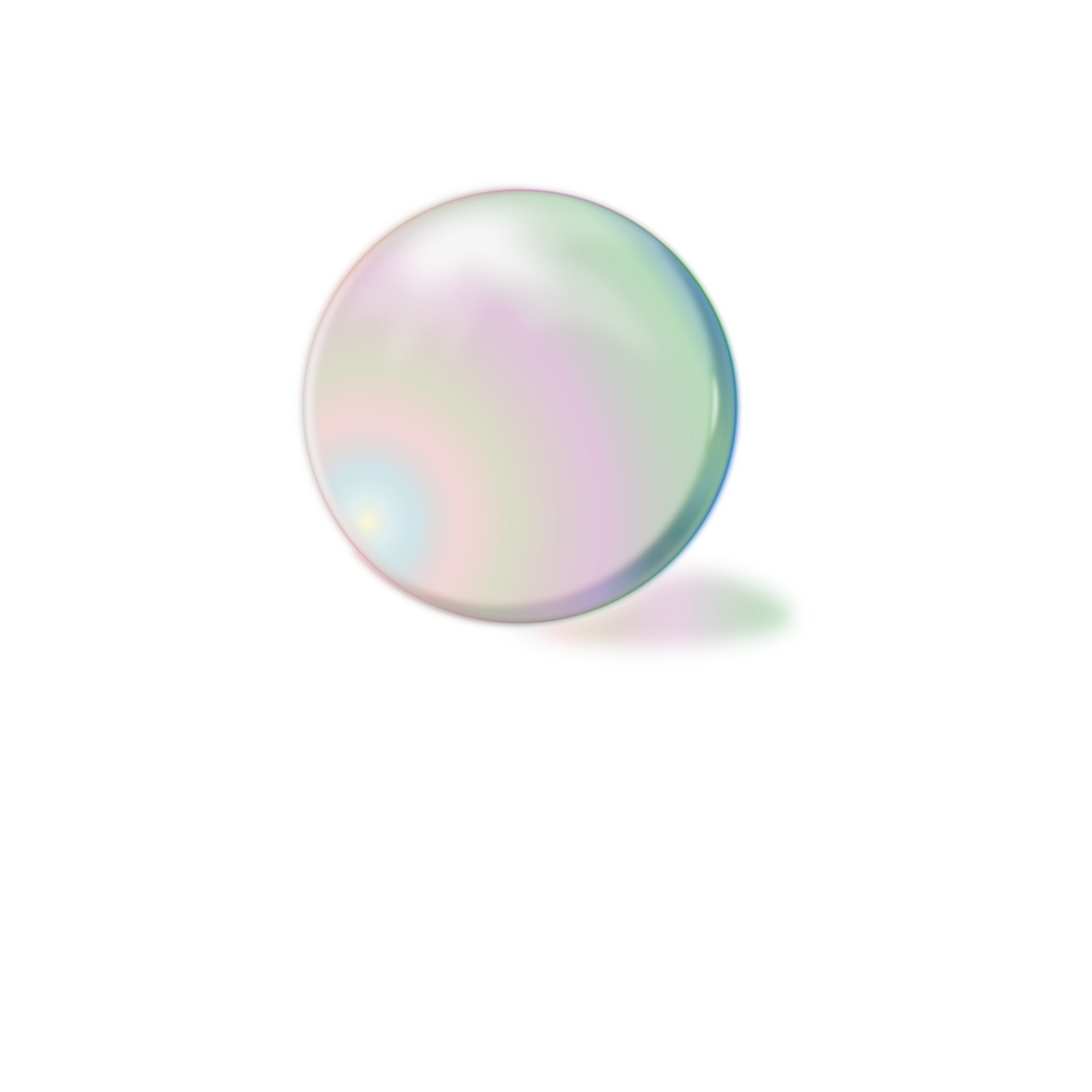 Bubble Ball by Ana.
