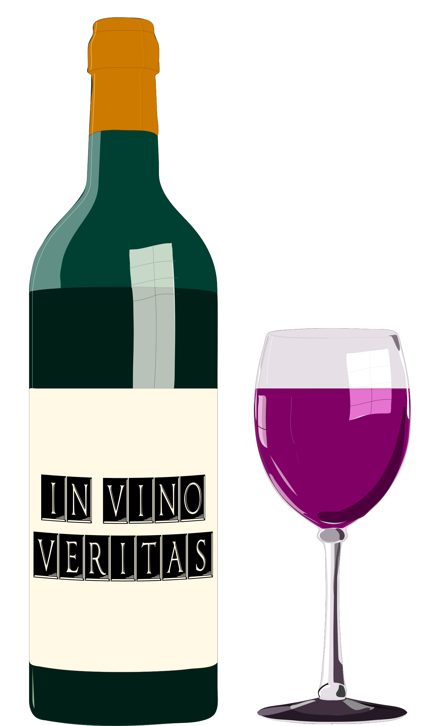 In Vino Veritas by GDJ