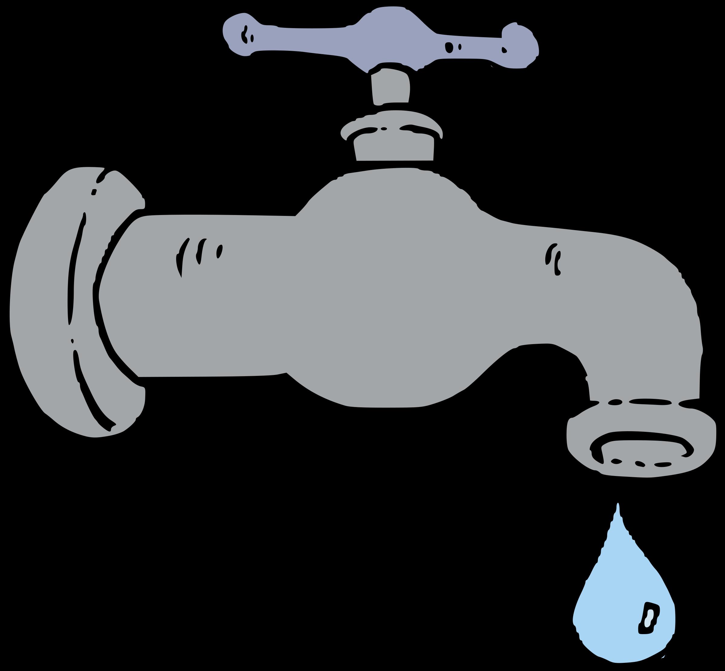 clipart water faucet. Black Bedroom Furniture Sets. Home Design Ideas