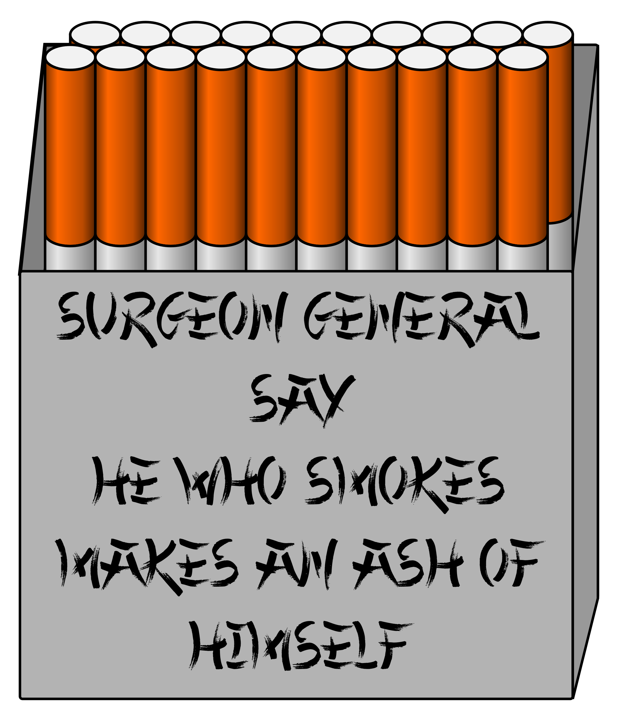 Surgeon General Advice by GDJ