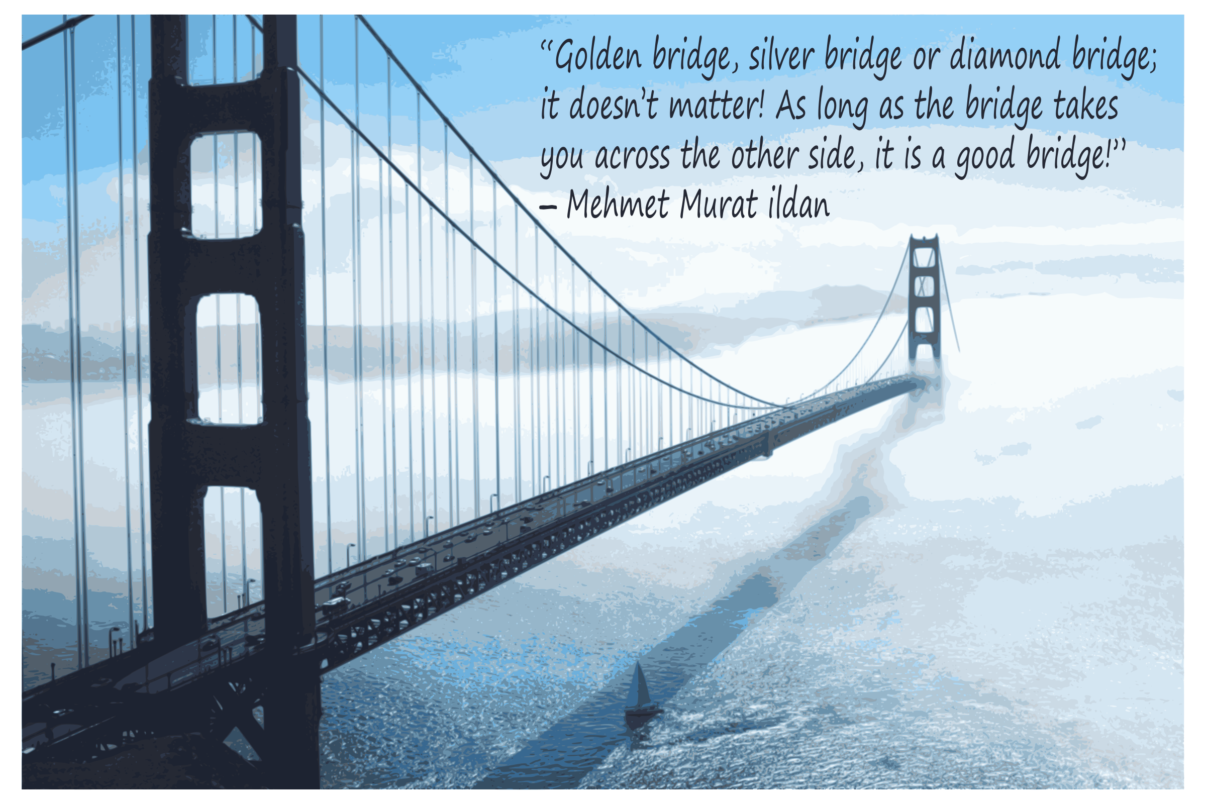 Quote-Bridge by yamachem