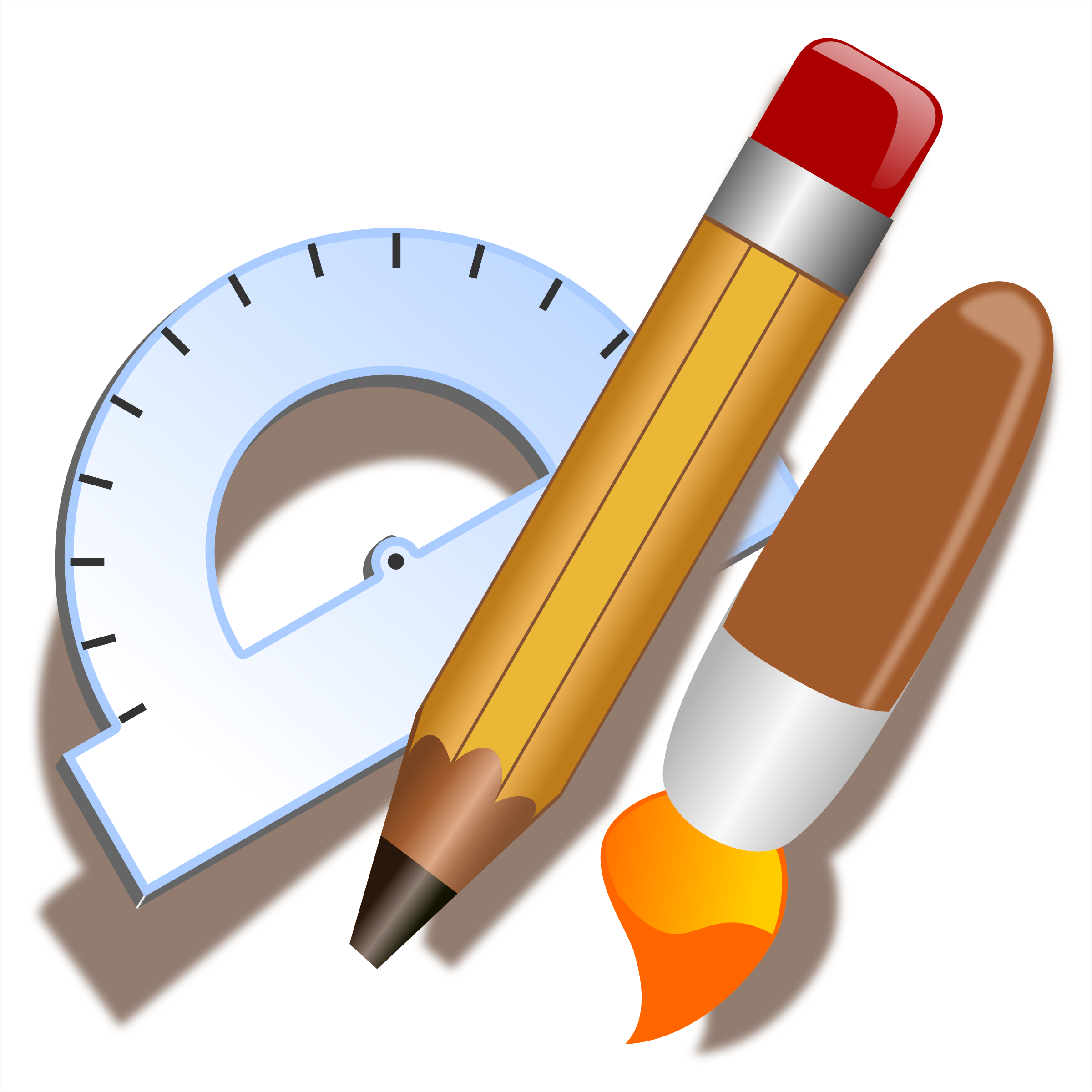 Scribble Drawing Tool : Clipart drawing tools icon