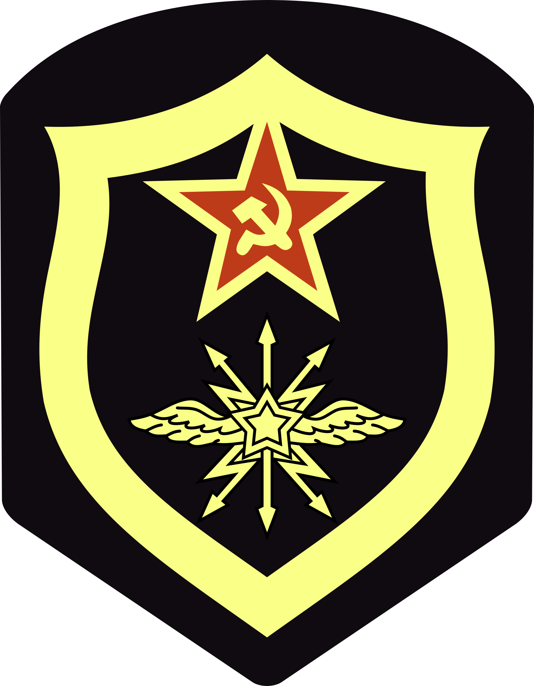 Soviet Signal Troops by rones