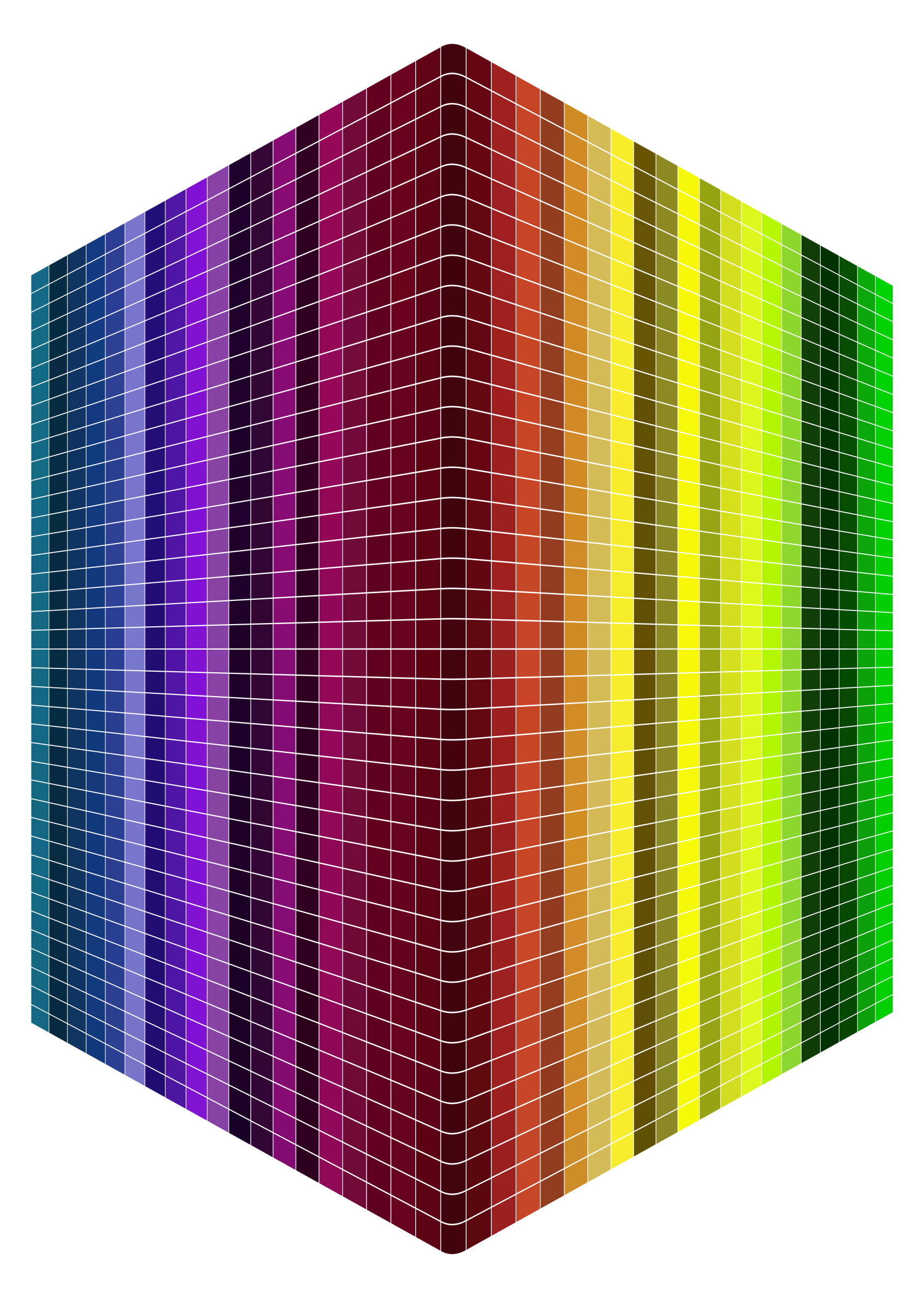 Cubic Spectrum by GDJ