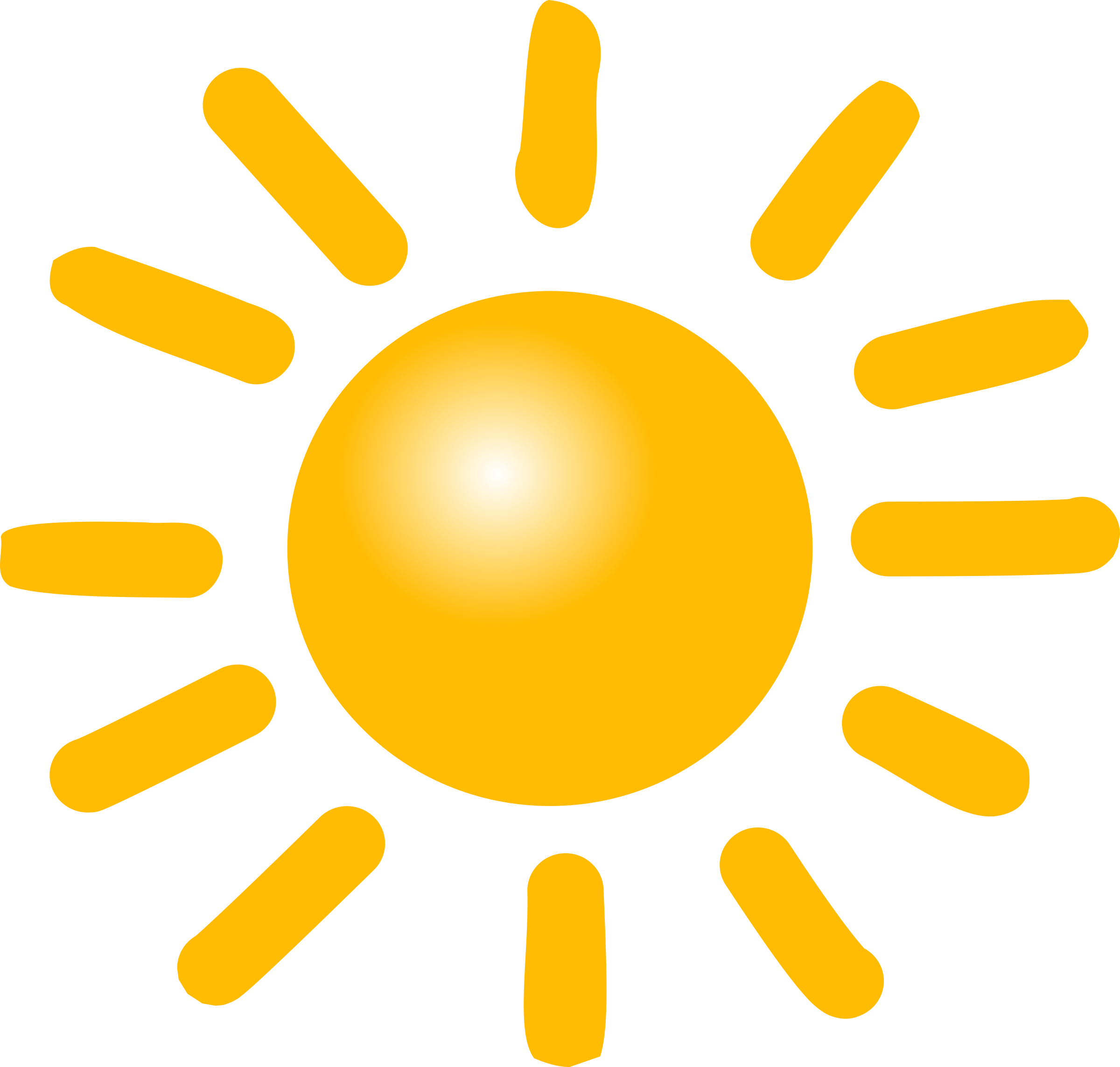 Weather Symbols: Sun by nicubunu