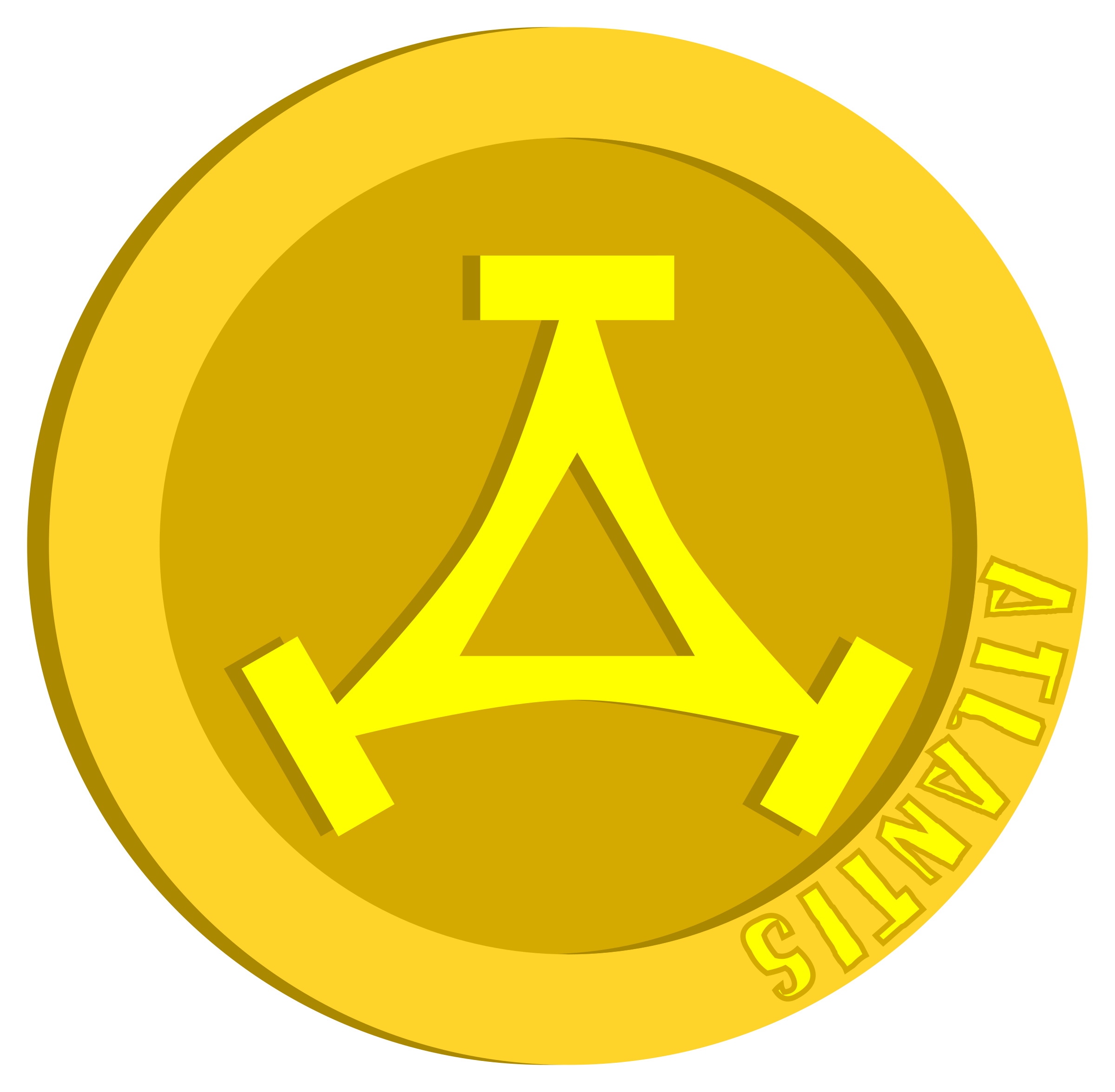 Atlantis Coin by belthsazar_liem