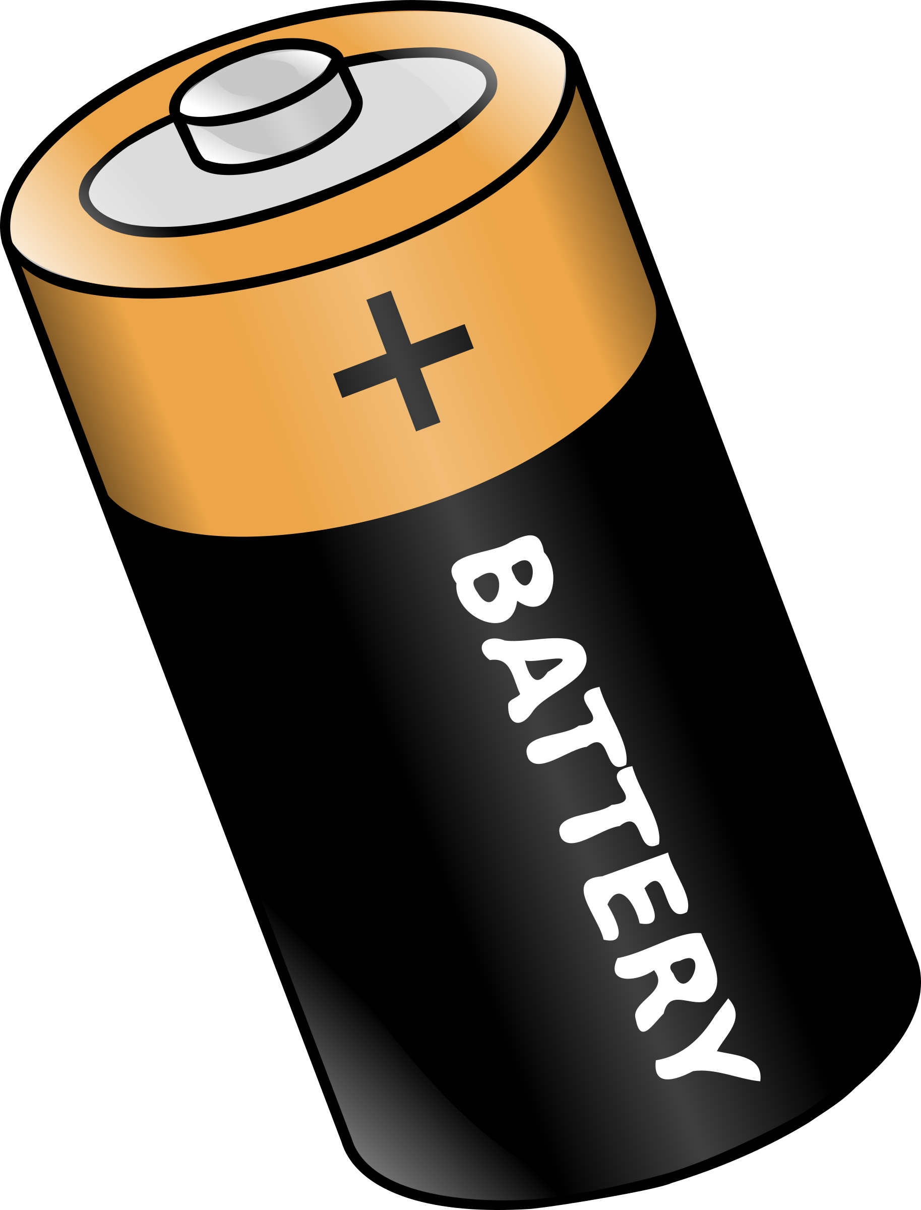 Battery by nicubunu