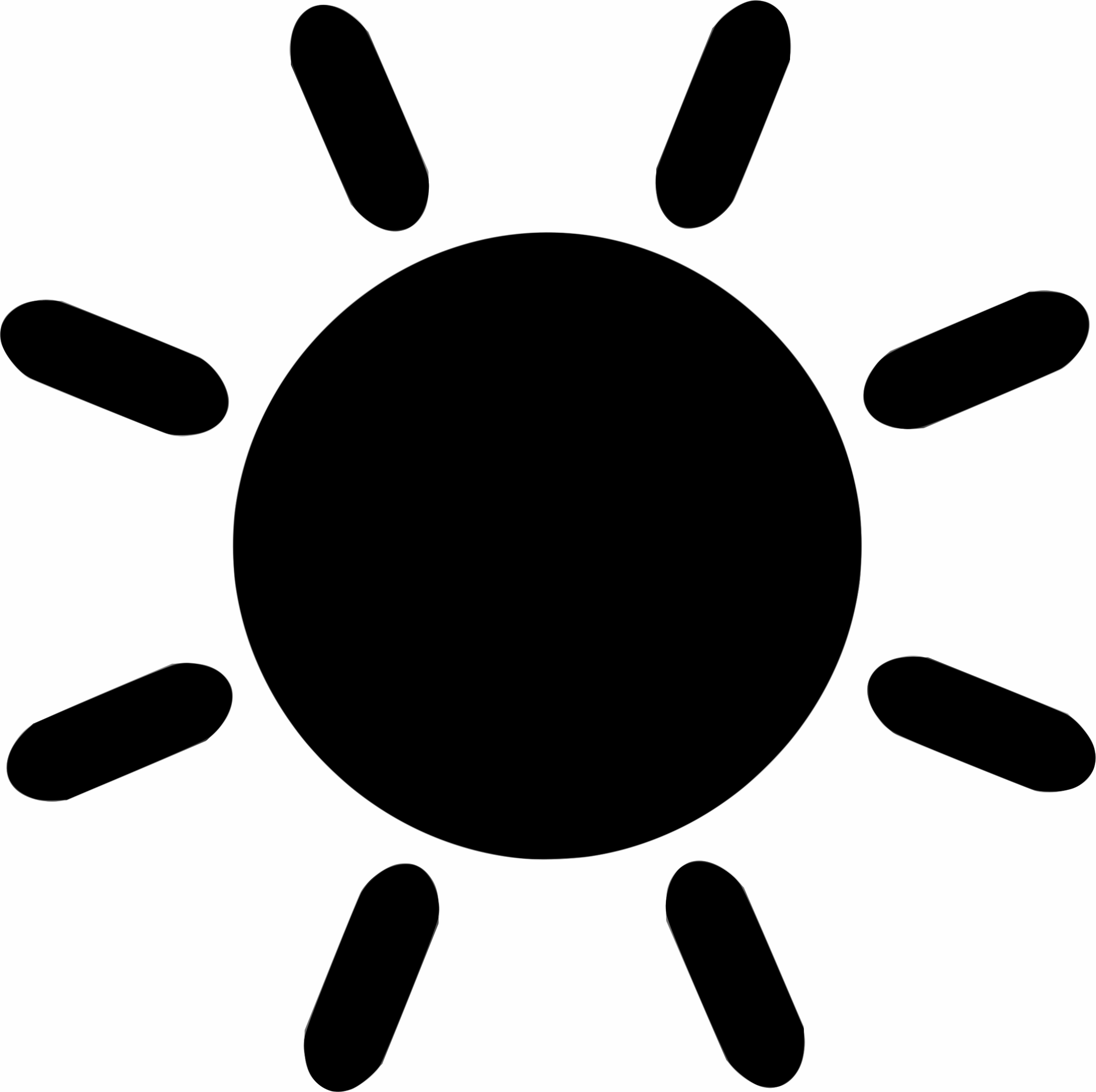 Sun icon by phidari