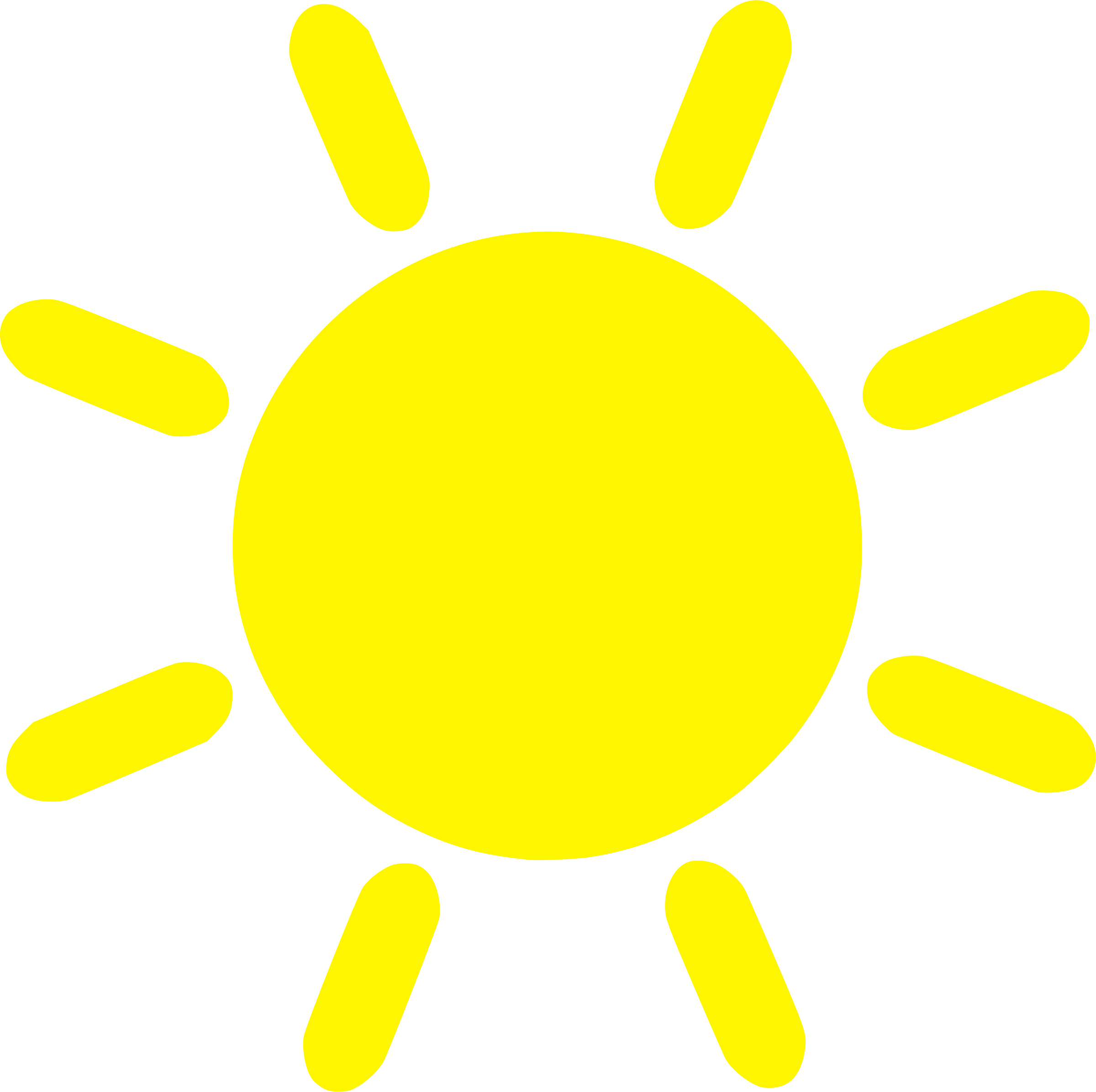 Yellow Sun icon by phidari