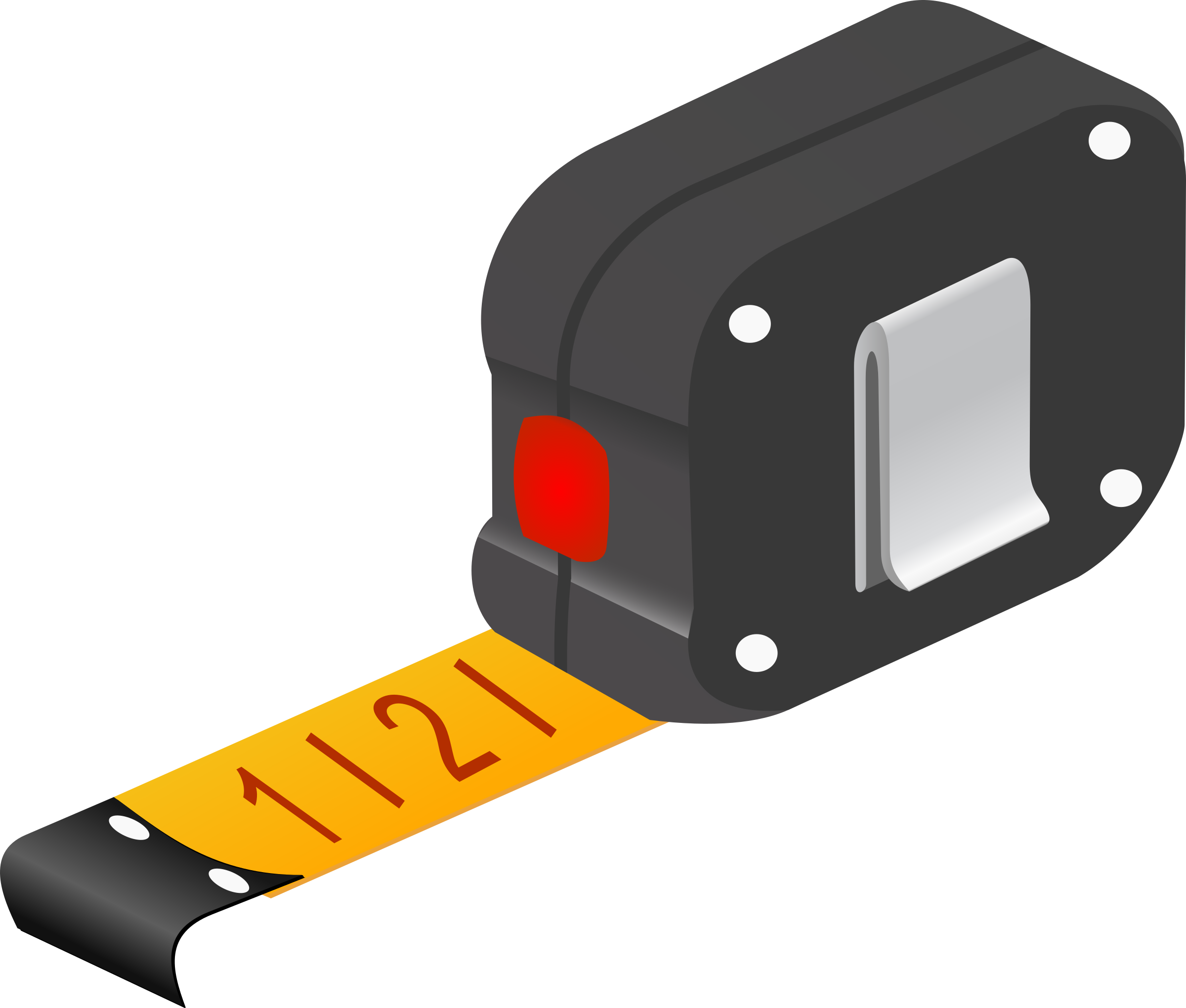 measuring tape by cyberscooty