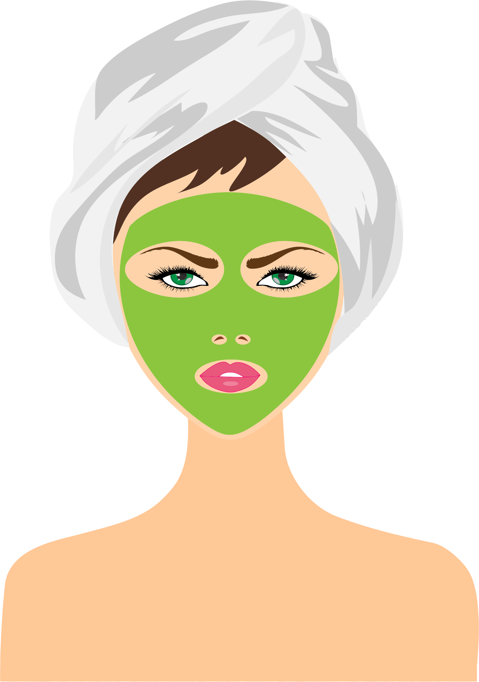 Beauty Treatment Woman by GDJ