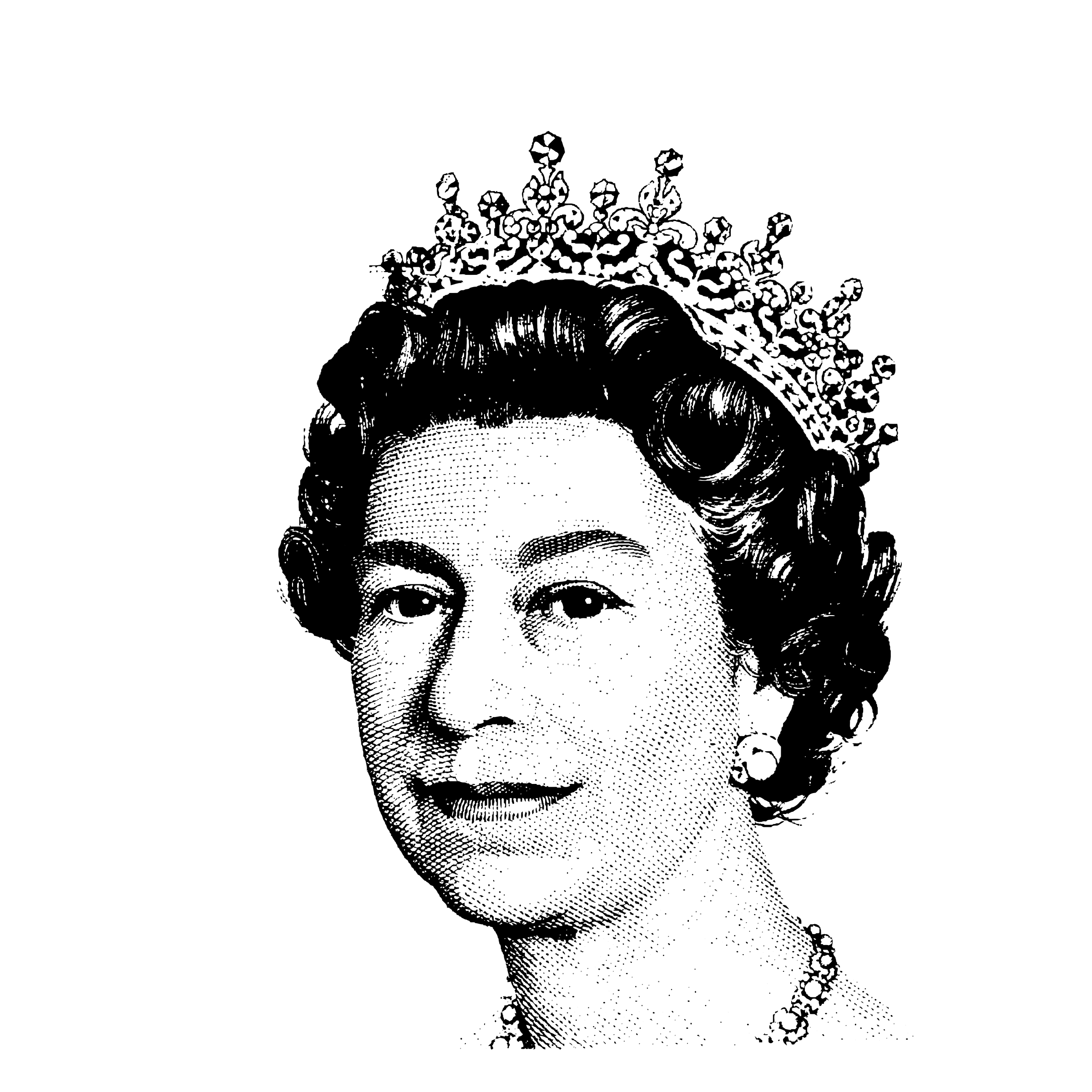 Queen Elizabeth II by GDJ