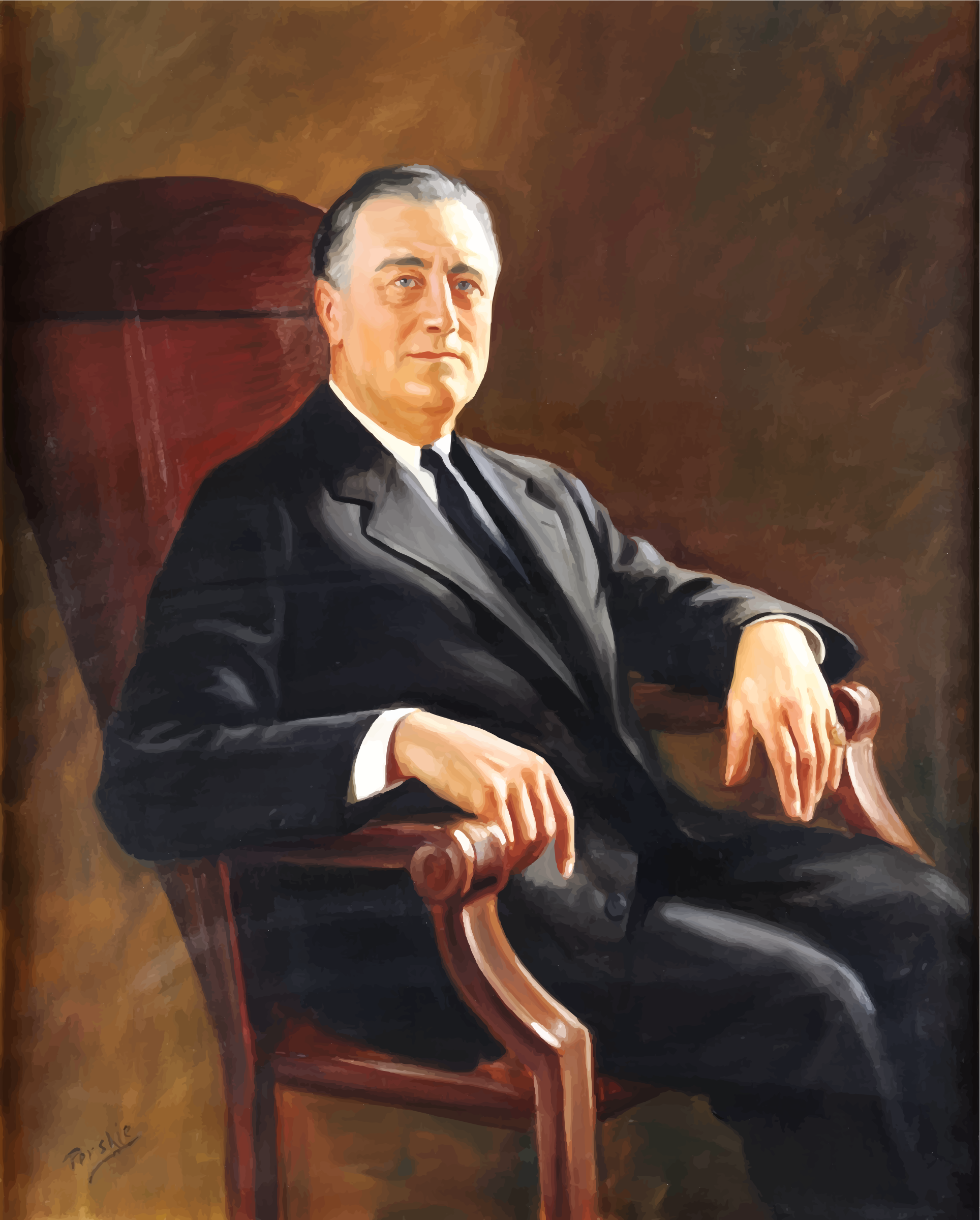 a description of franklin delano roosevelts influence as president Franklin delano roosevelt was born on january 30 became an important influence in fdr s life instilling in him a strong sense of civic responsibility franklin d roosevelt: a rendezvous with destiny boston: little brown.