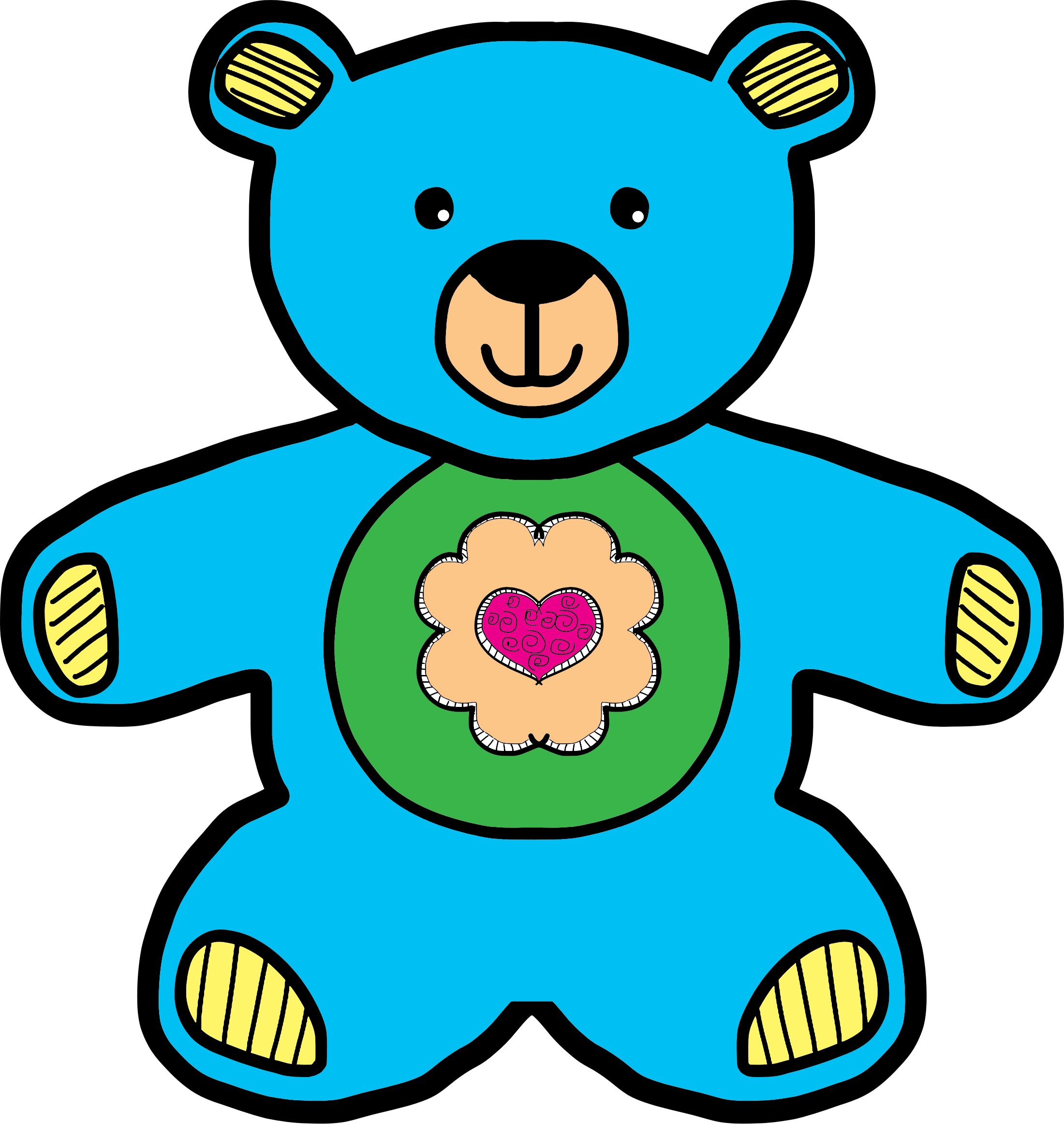clipart kostenlos teddy - photo #43