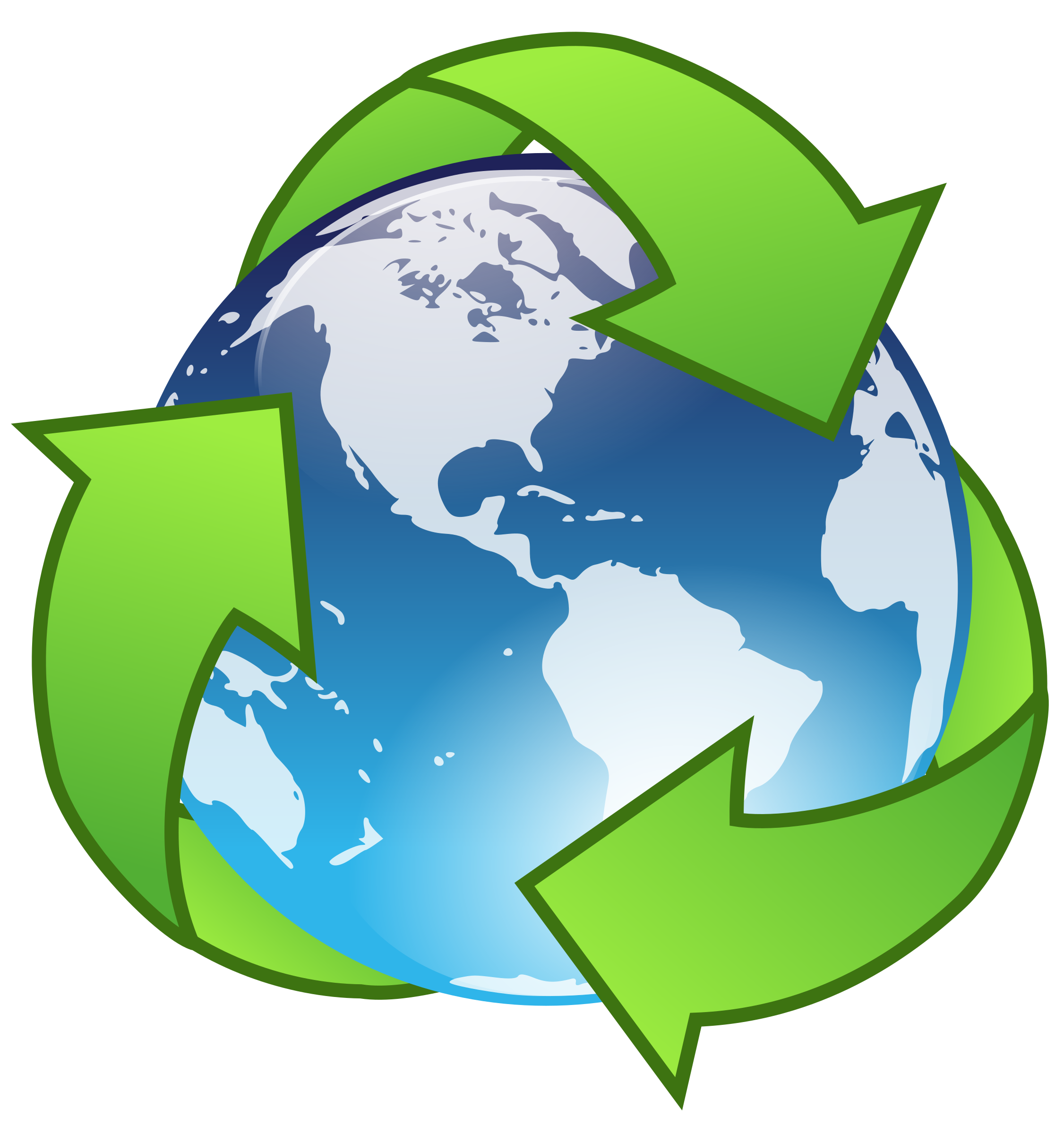 crystal earth recycle by kuba