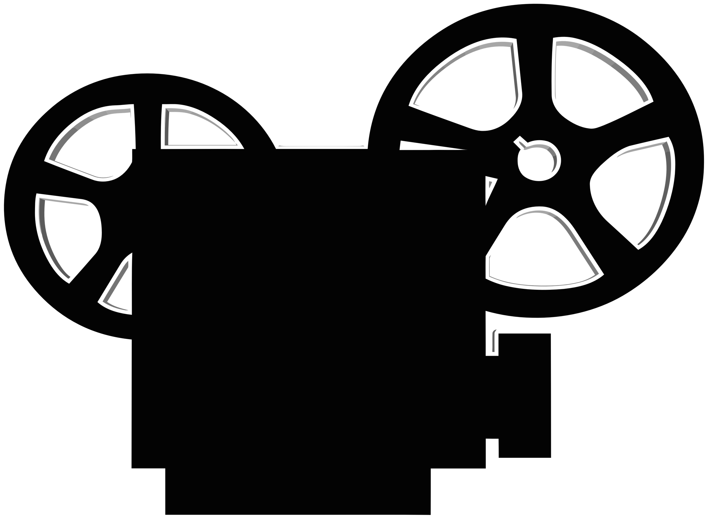 Movie Projector Icon by GDJ