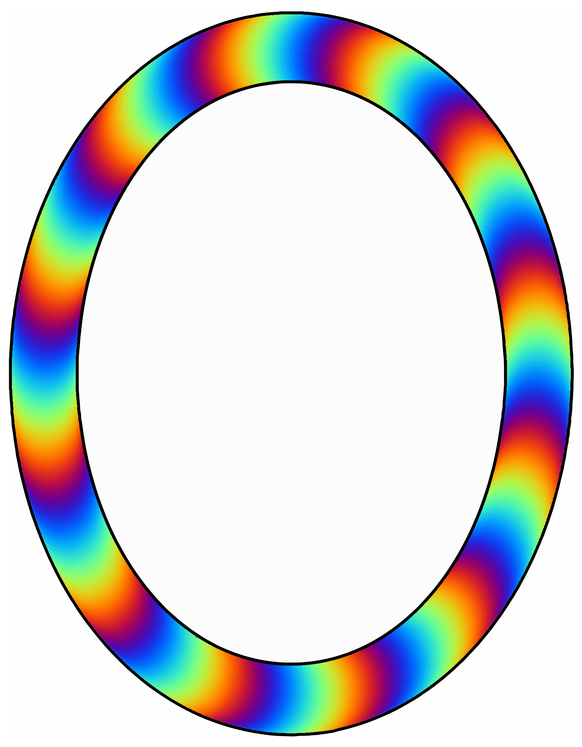 ColourfulFrame Vectorized by GDJ