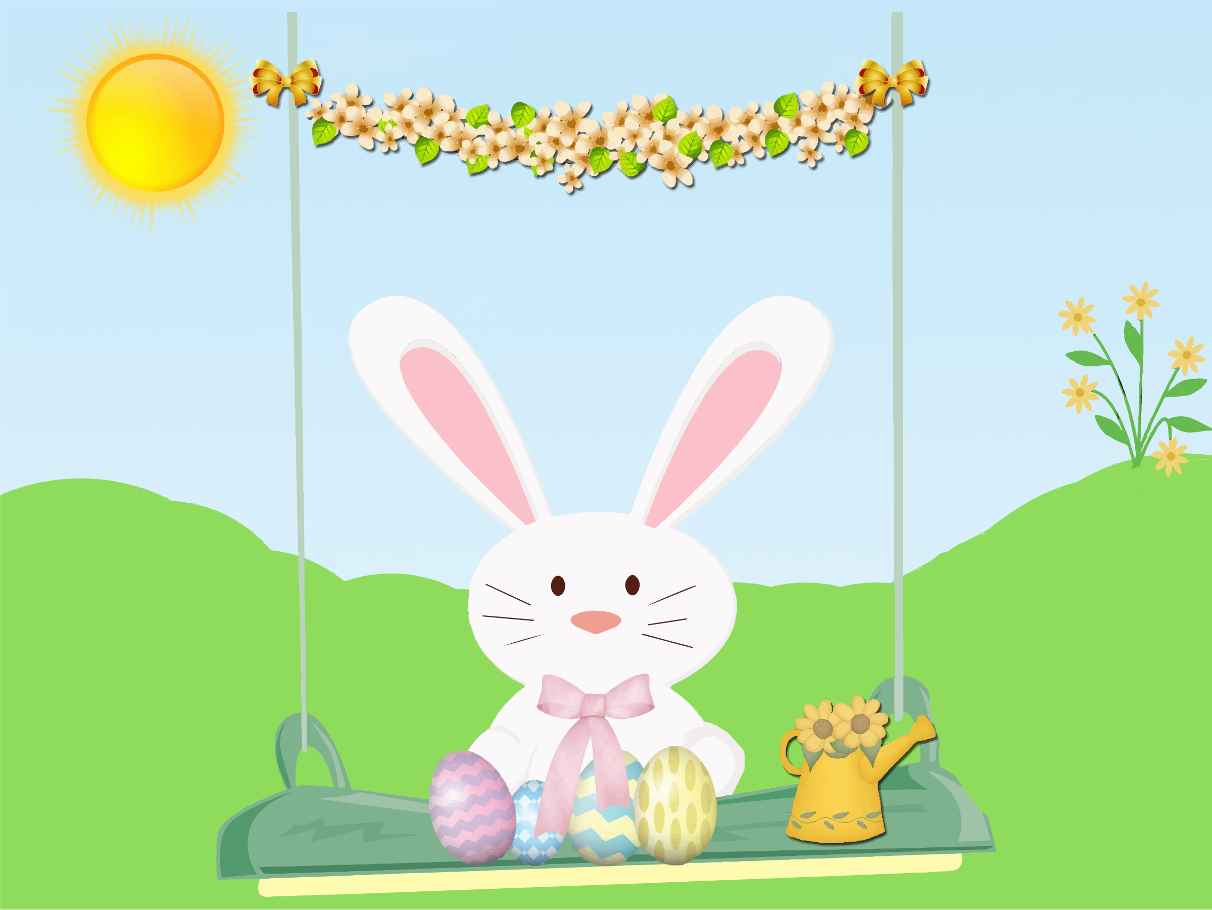Easter Rabbit by GDJ