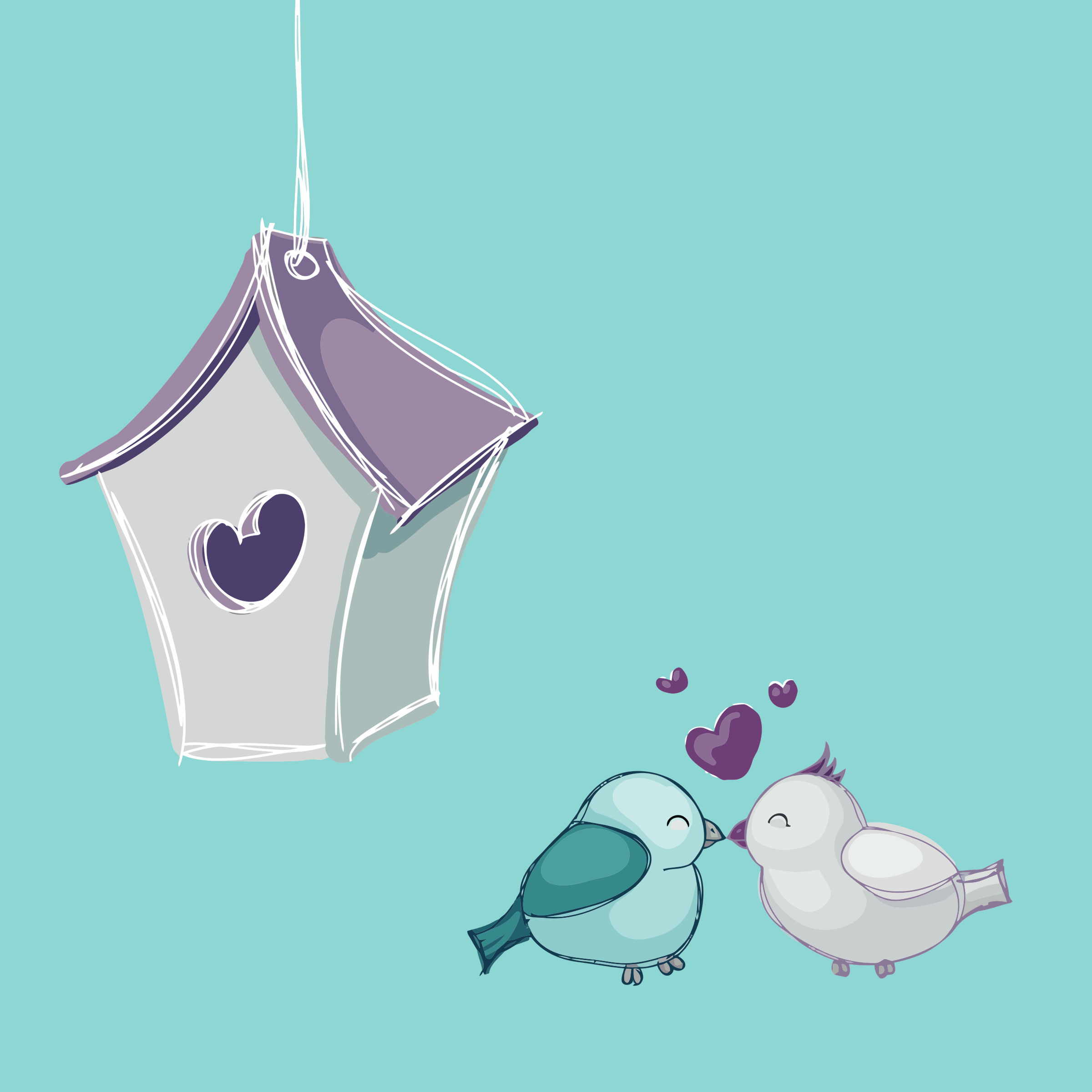 Love Birds by GDJ