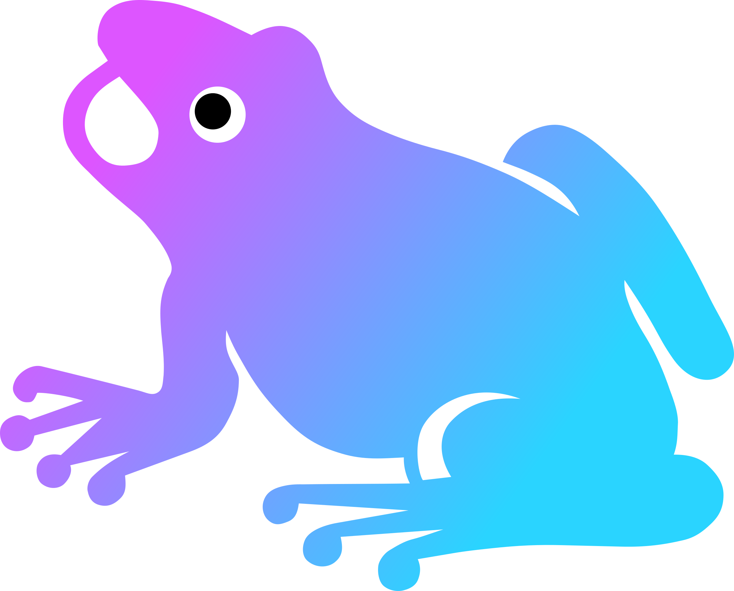 Frogg Colorized: Daily Sketch 33 by keriann3