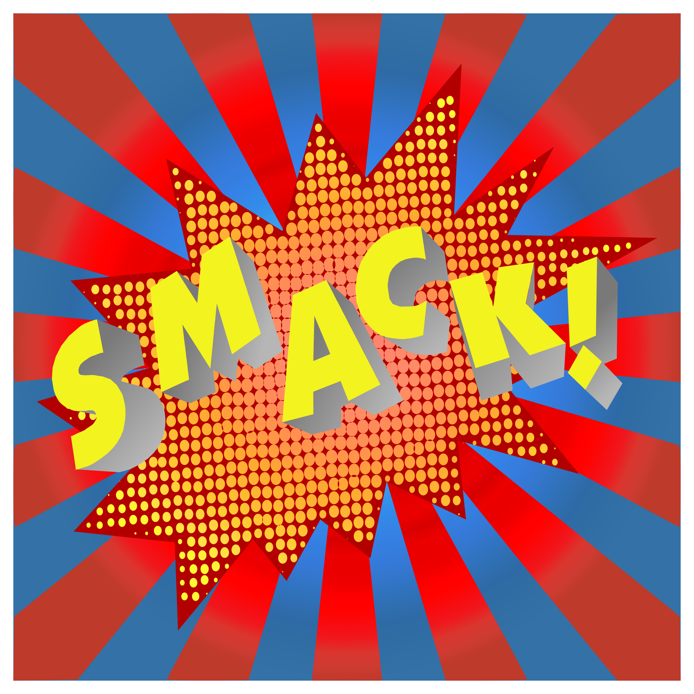 Smack! by Arvin61r58
