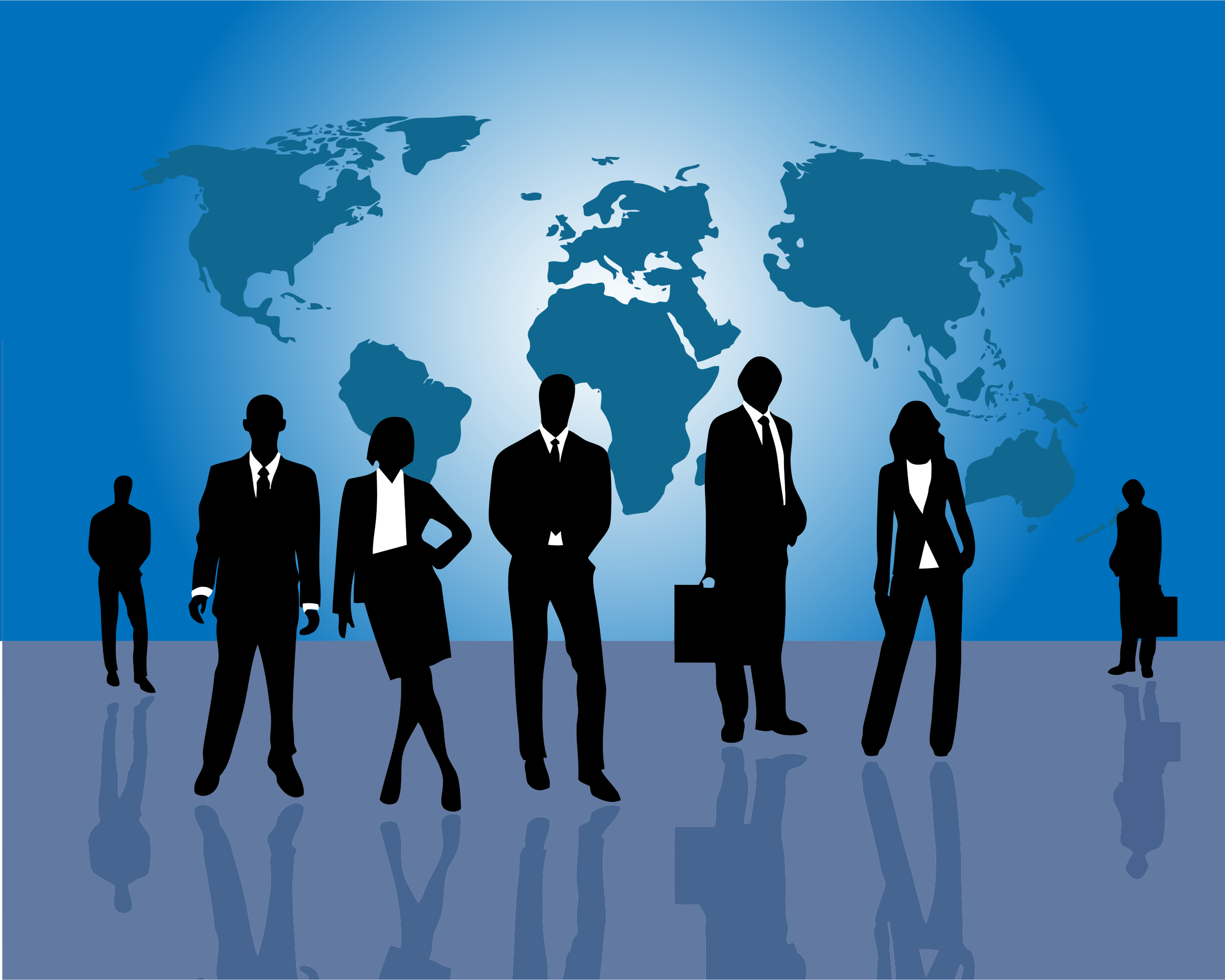 Business People World by GDJ
