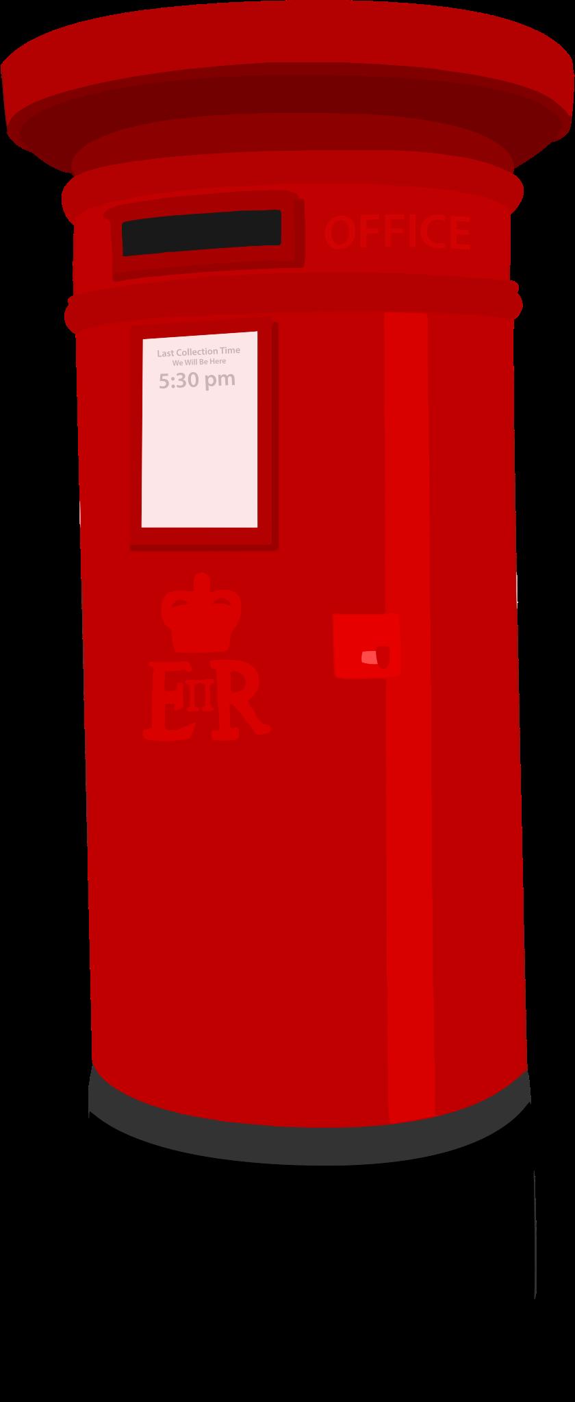 Post Office Box Clip Art – Clipart Download