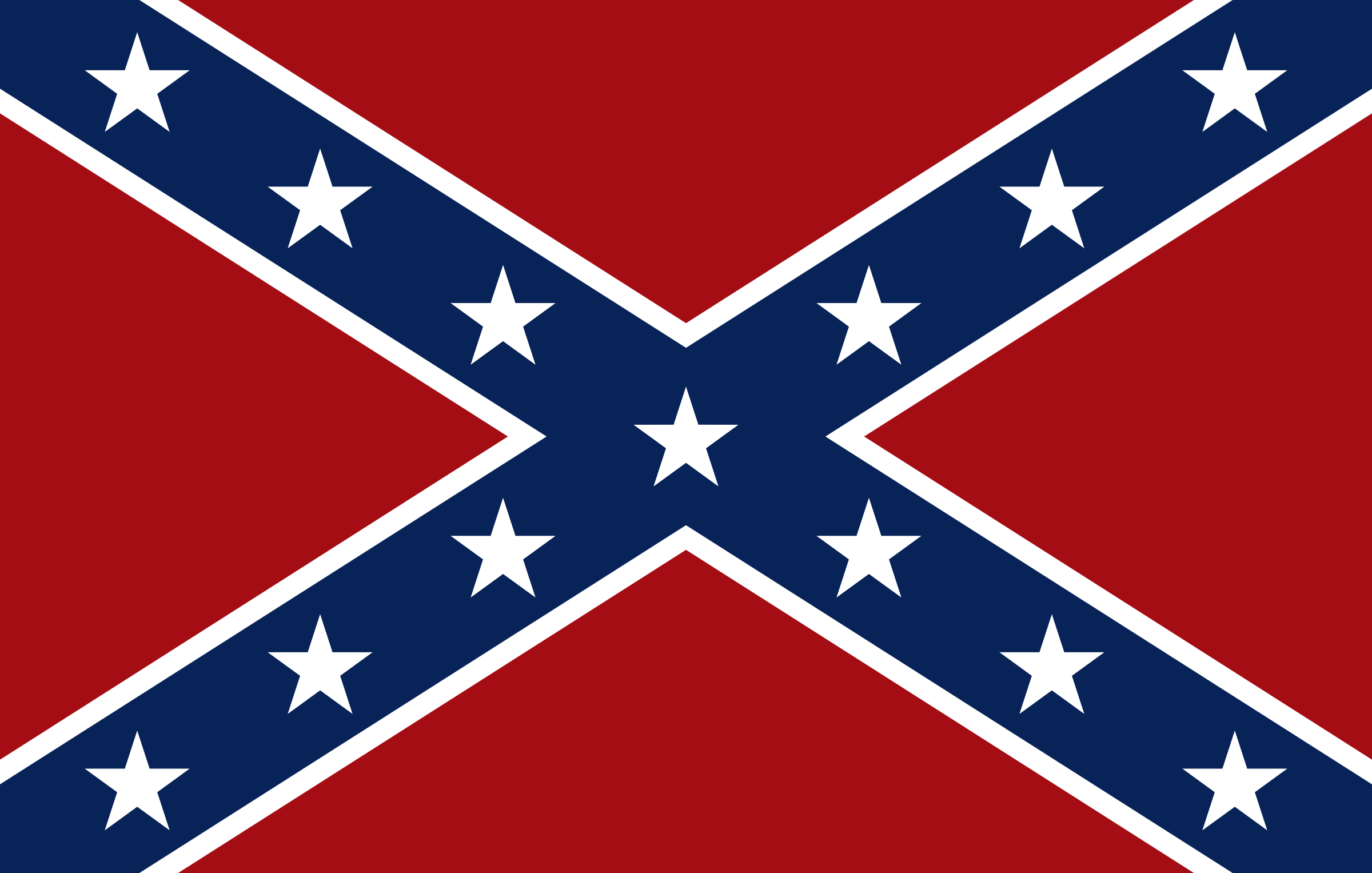 Confederate Flag by j4p4n