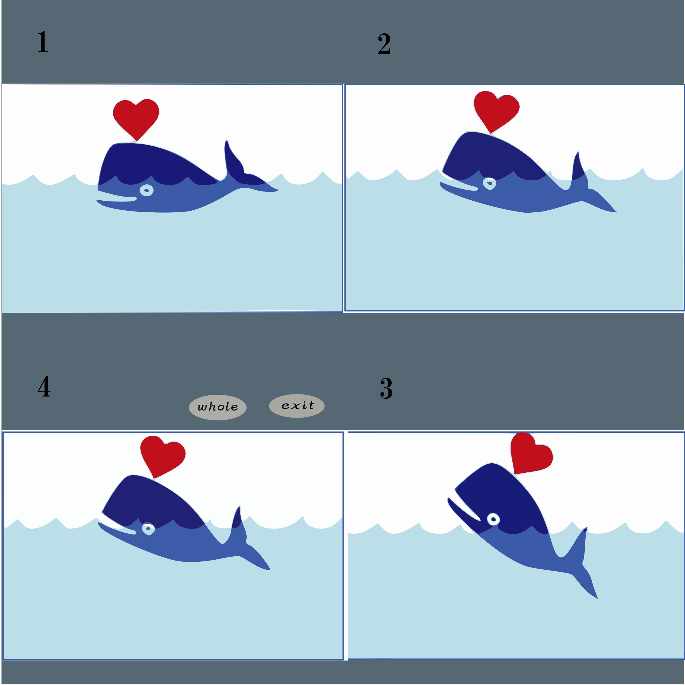 Whale-animation-viewBox by yamachem