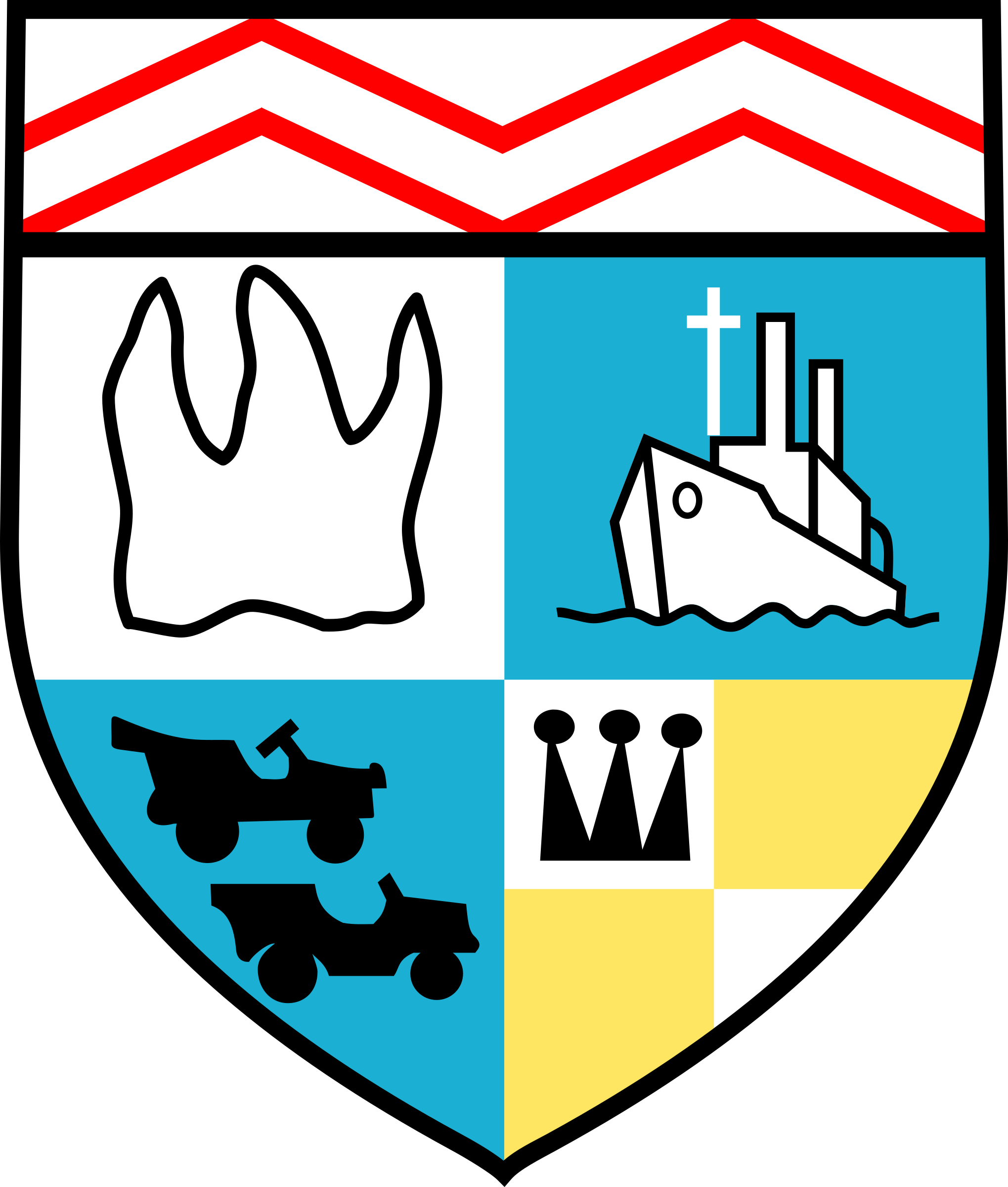 Coat of Arms of Schwambrania by rones
