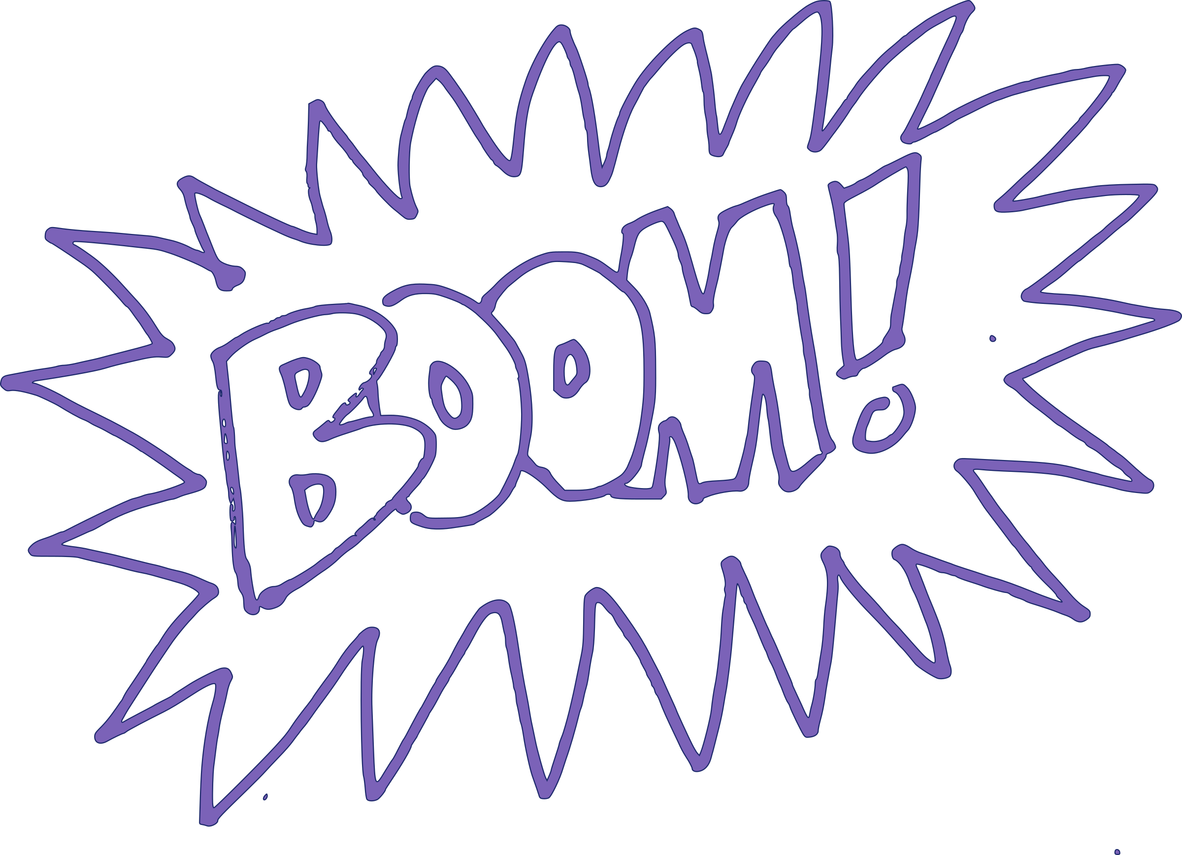 Boom! by wesd440