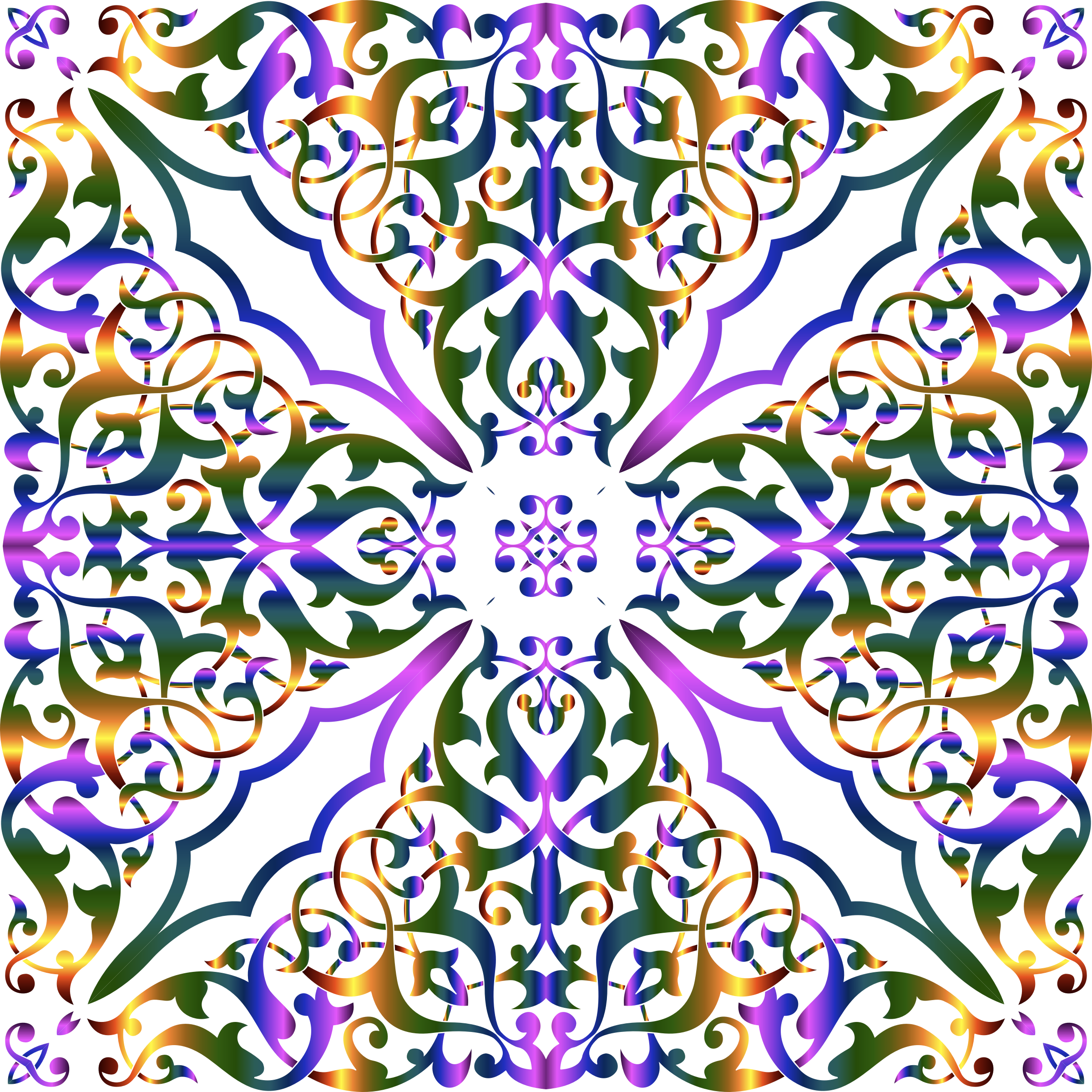 Colorful Design 1 by GDJ