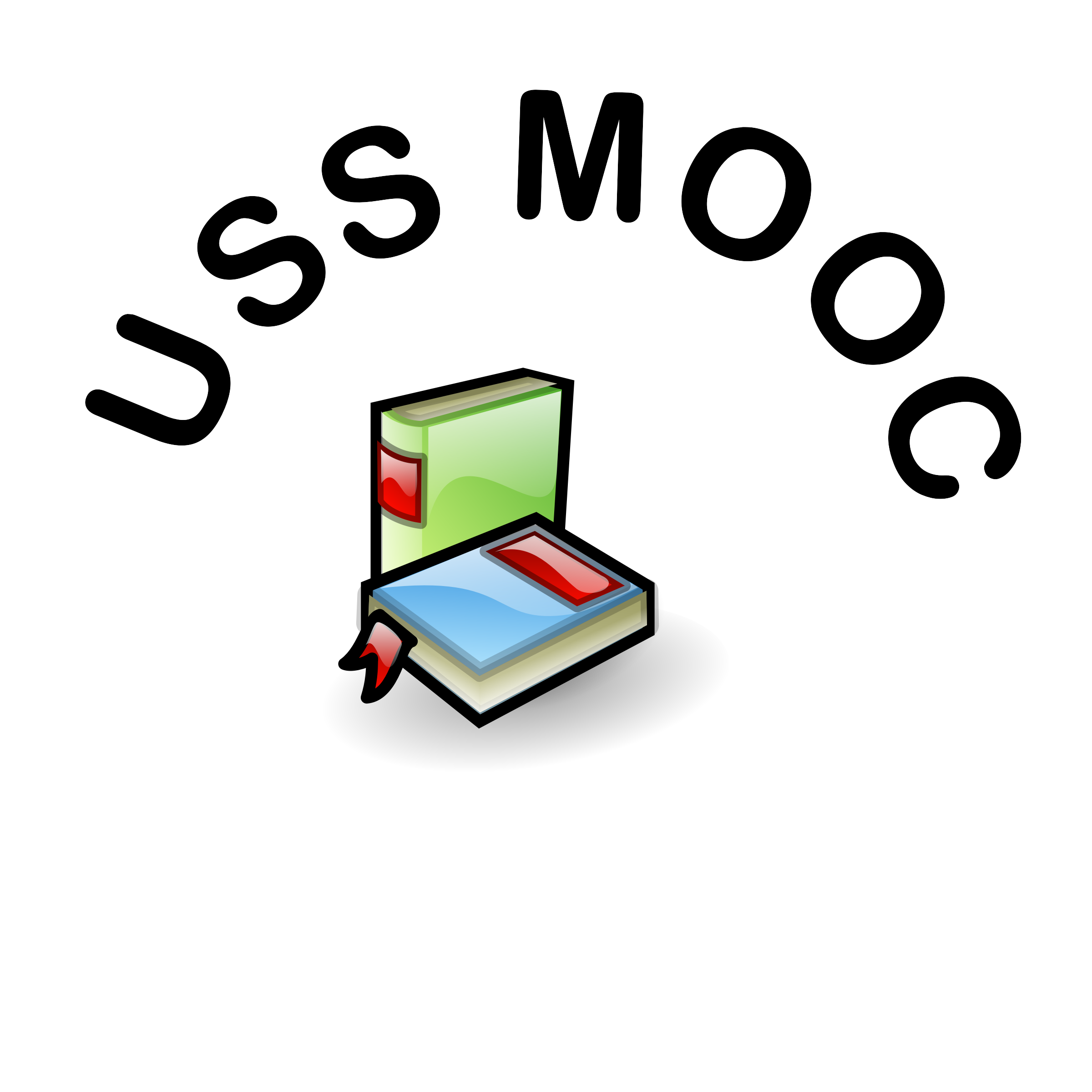 USS MOOC with Owl and Books by yleventhal