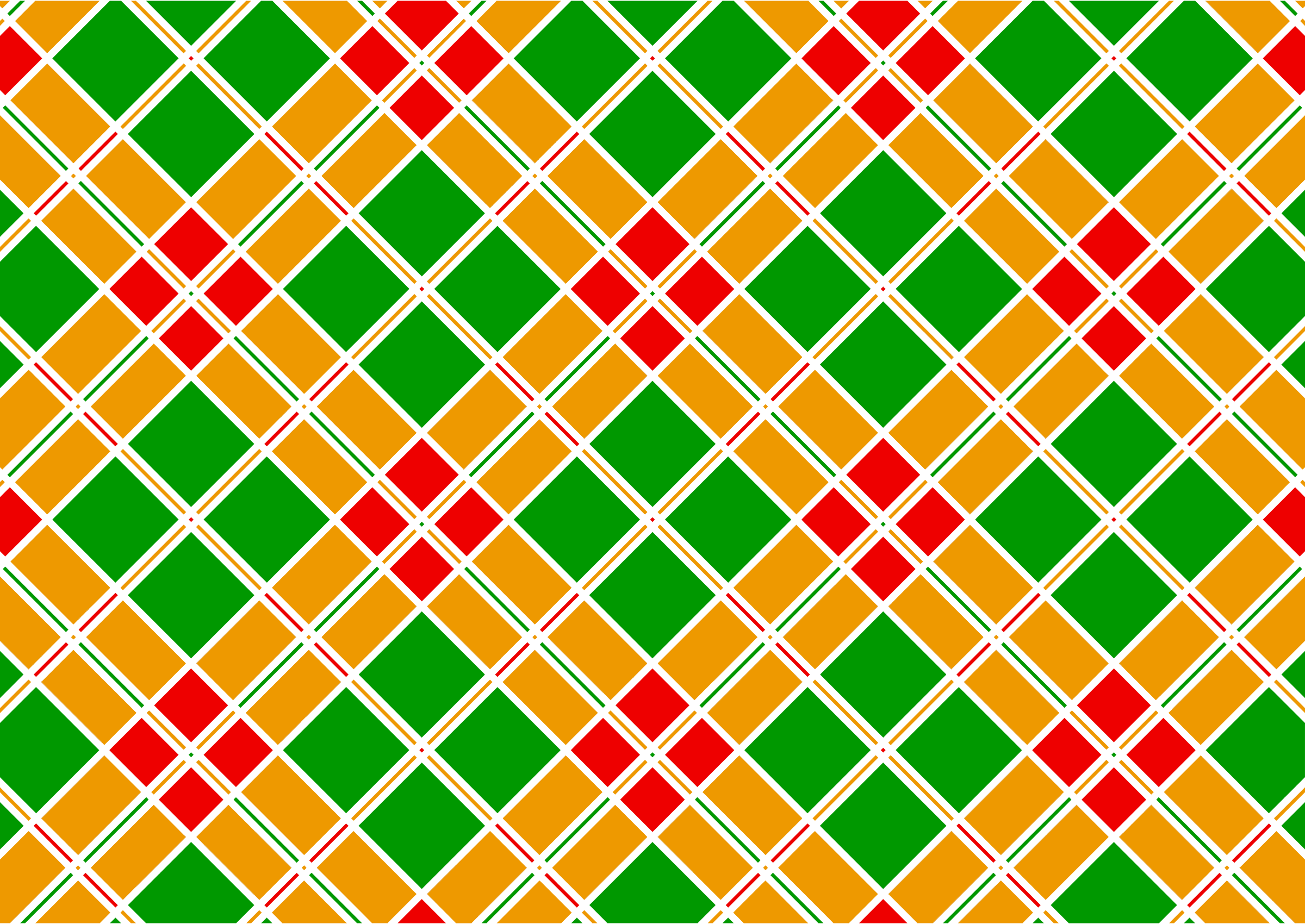 Colorful Geometric Pattern by GDJ