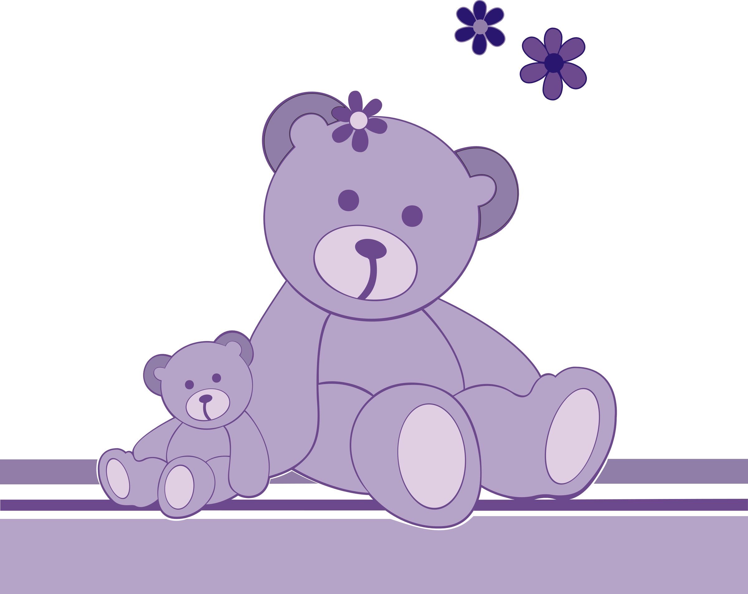 Teddy Bears by GDJ