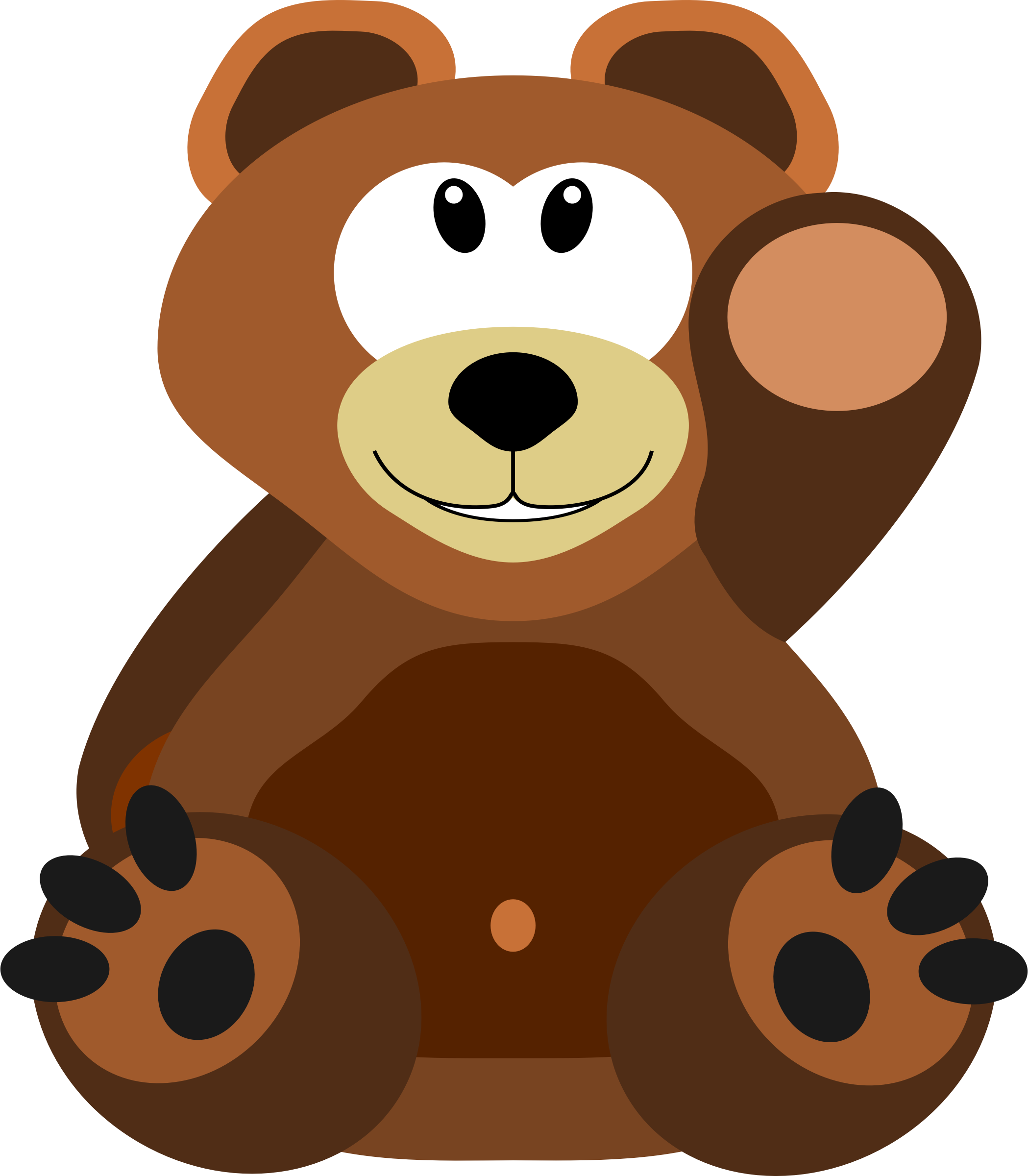 Teddy Bear by GDJ