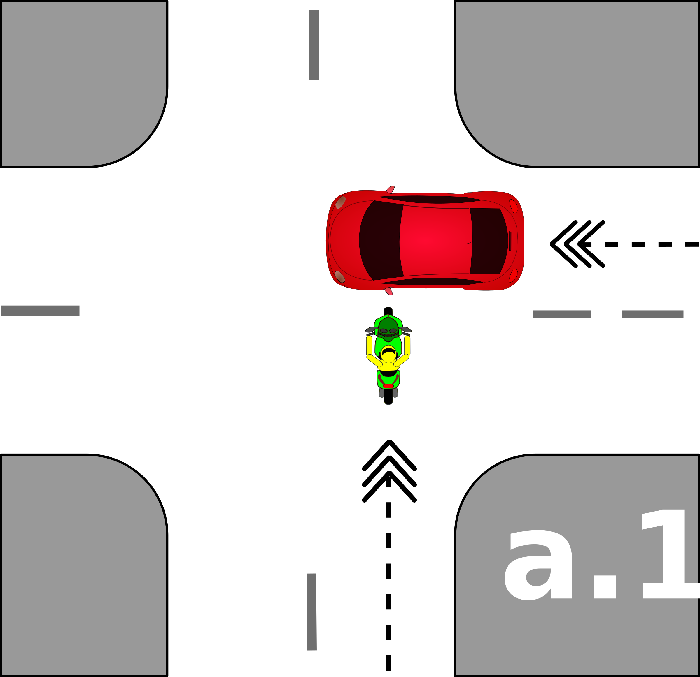 traffic accident pictograms a.1 by Gusta