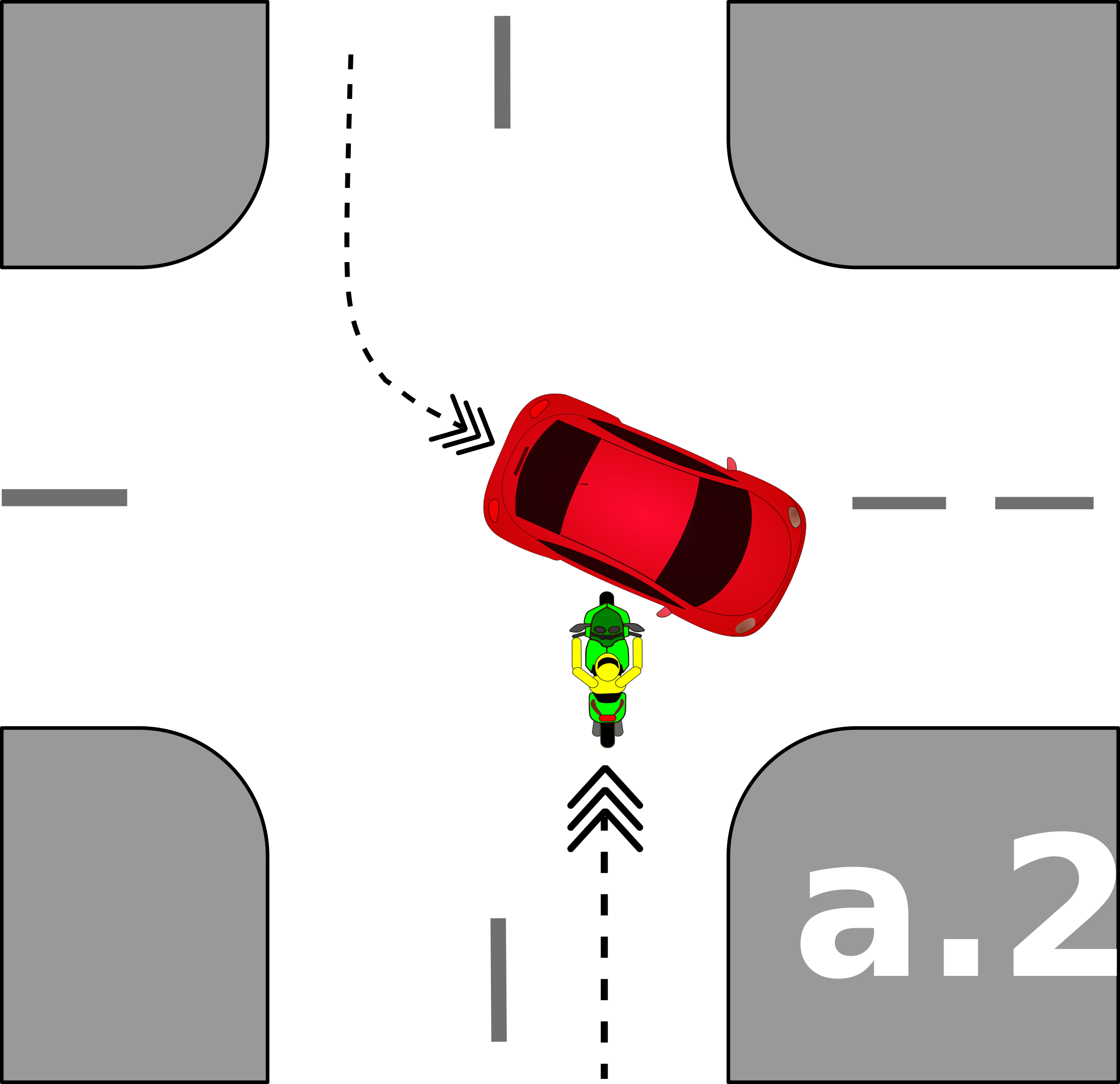 traffic accident pictograms a.2 by Gusta