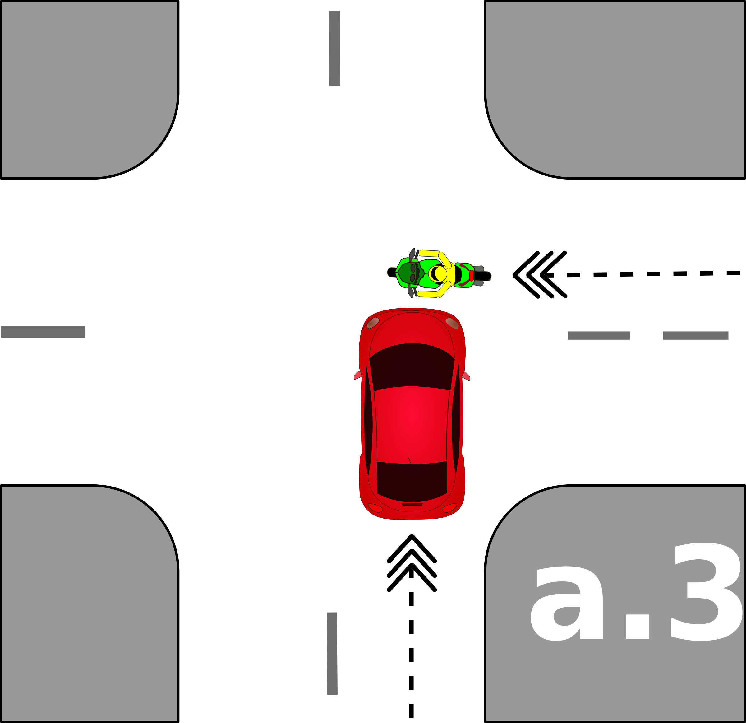 traffic accident pictograms a.3 by Gusta