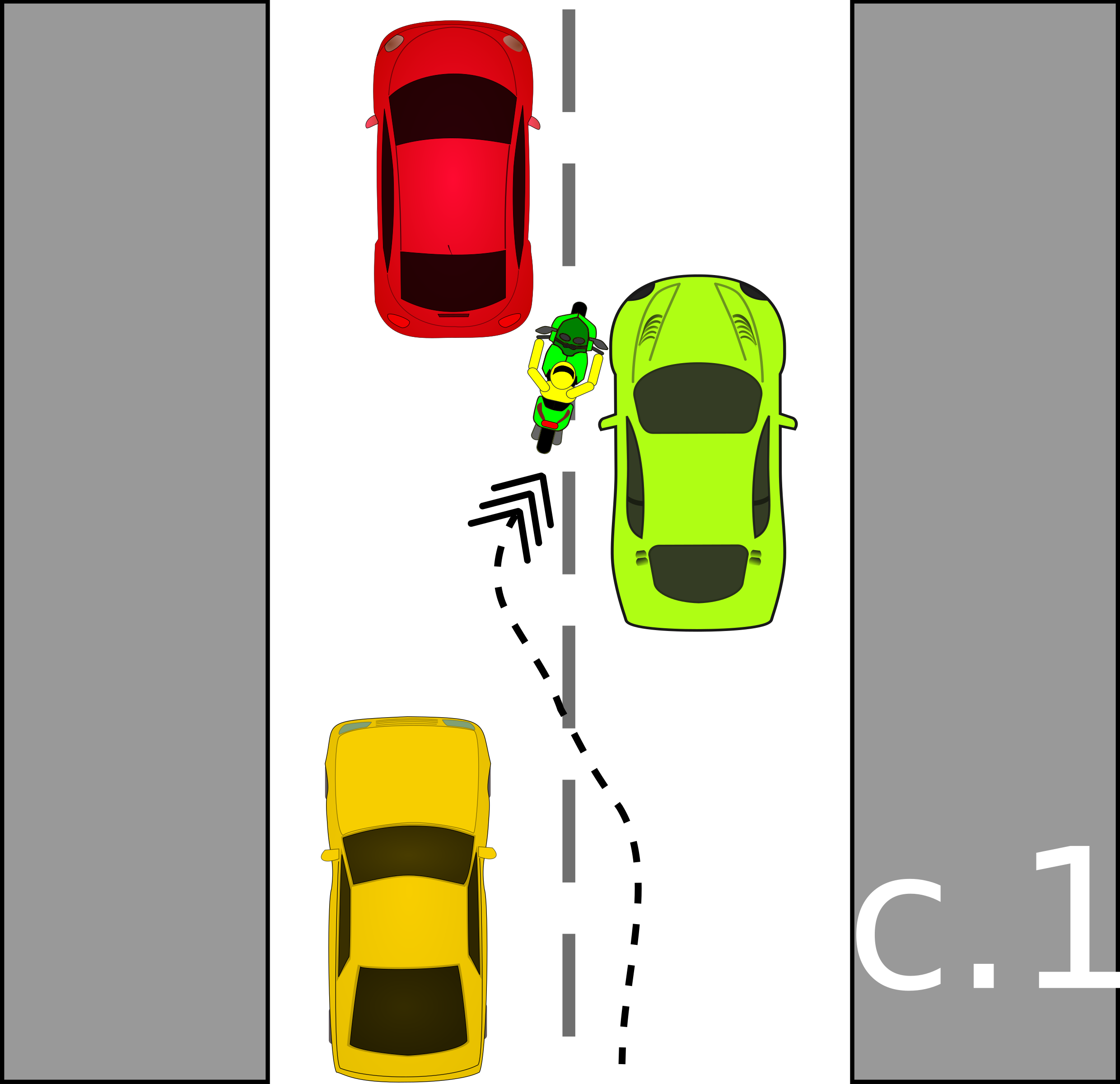 traffic accident pictograms c.1 by Gusta